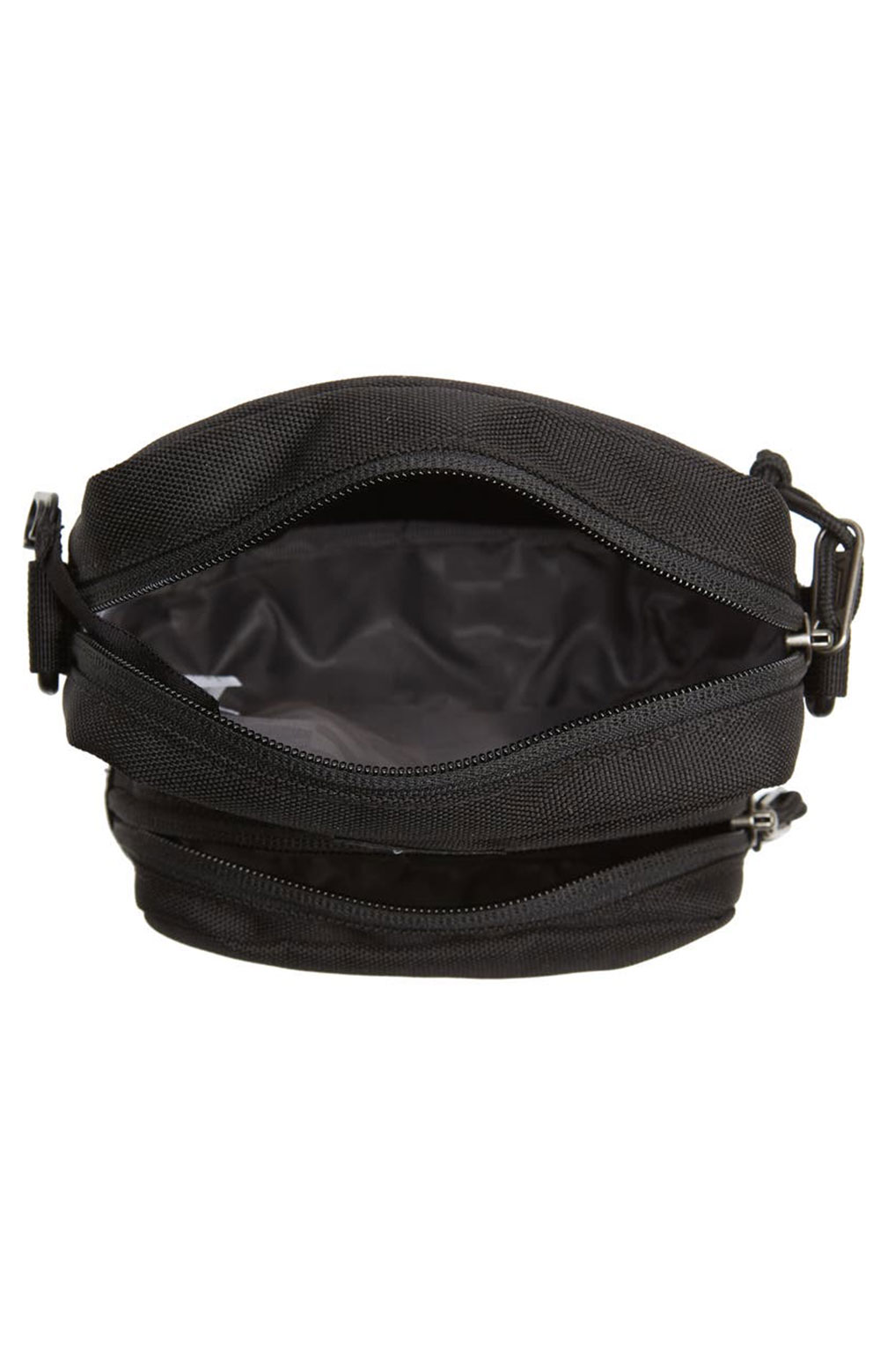 Construct Shoulder Bag- Black 4