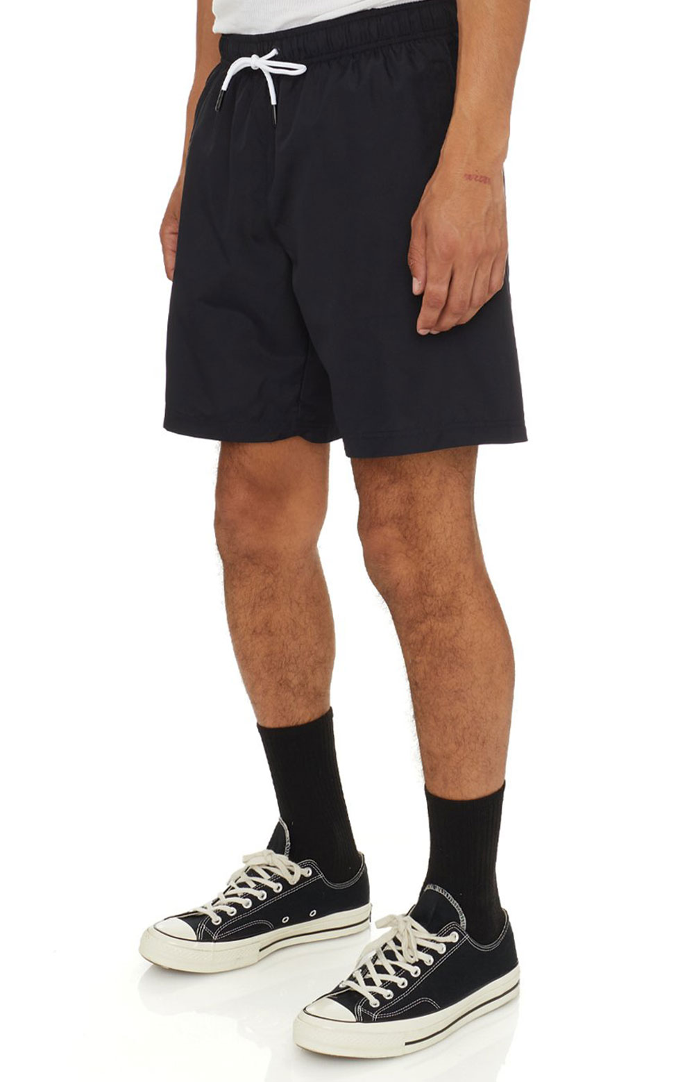 Authentic Pop Emay Shorts - Black/White  2