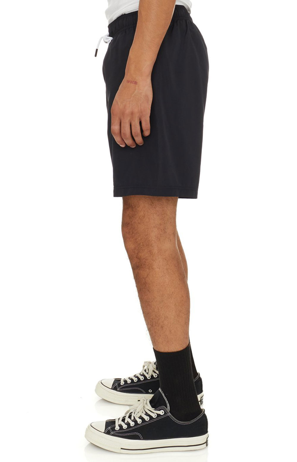 Authentic Pop Emay Shorts - Black/White  3