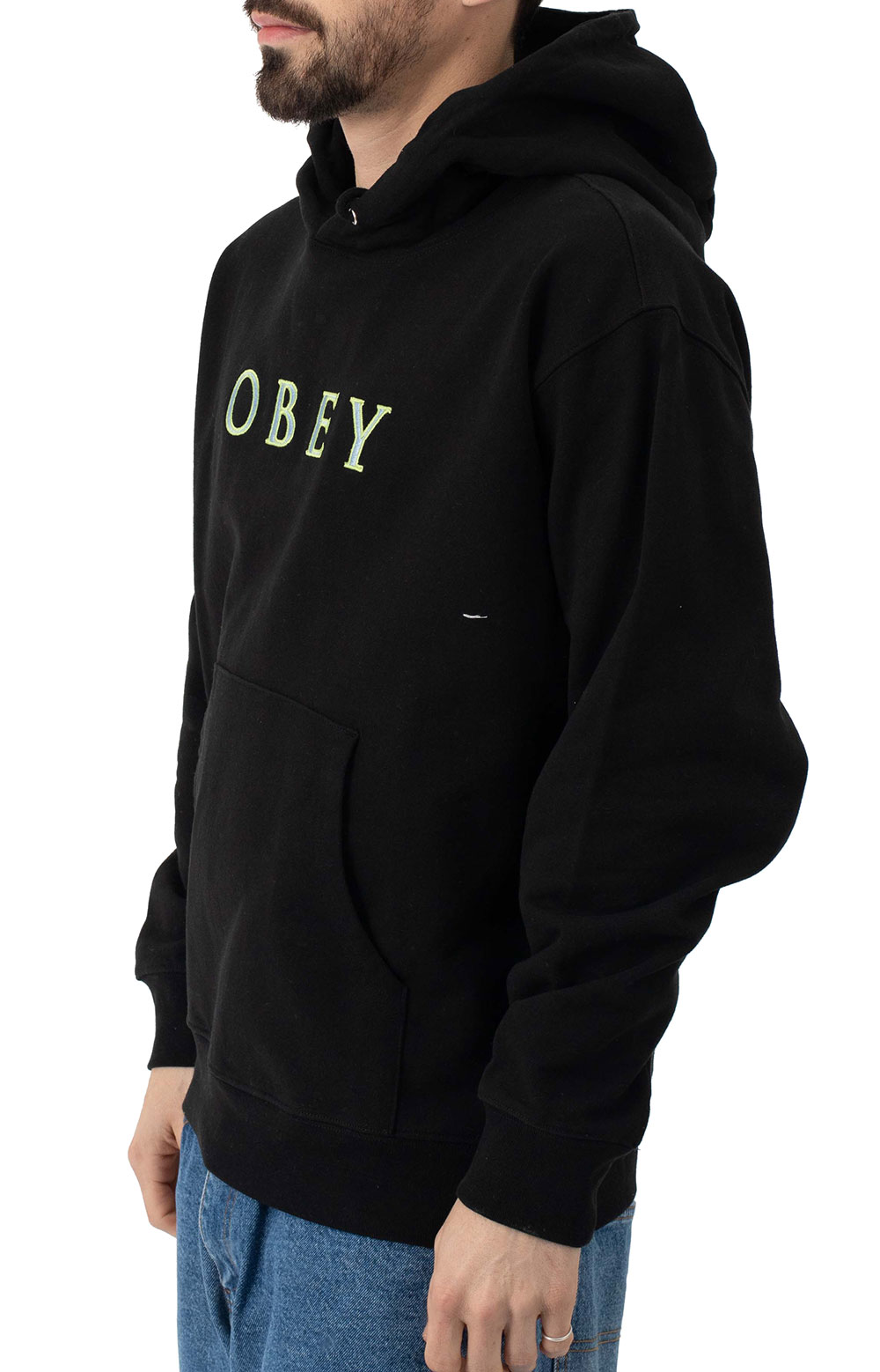 Nouvelle IV Pullover Hoodie - Black 2