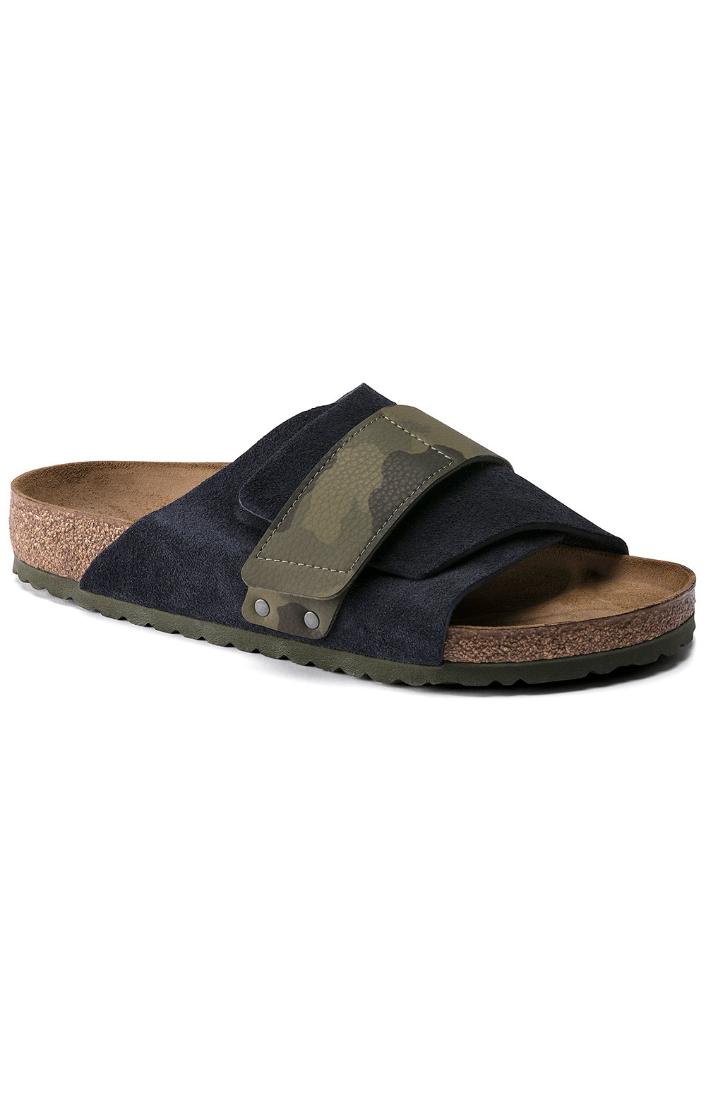 (1019737) Kyoto Sandals - Midnight Camo