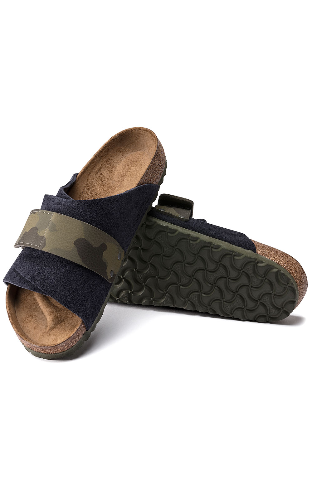 (1019737) Kyoto Sandals - Midnight Camo 4