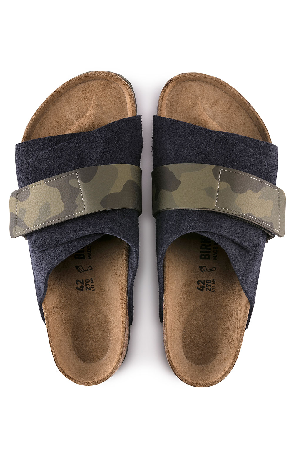 (1019737) Kyoto Sandals - Midnight Camo 5