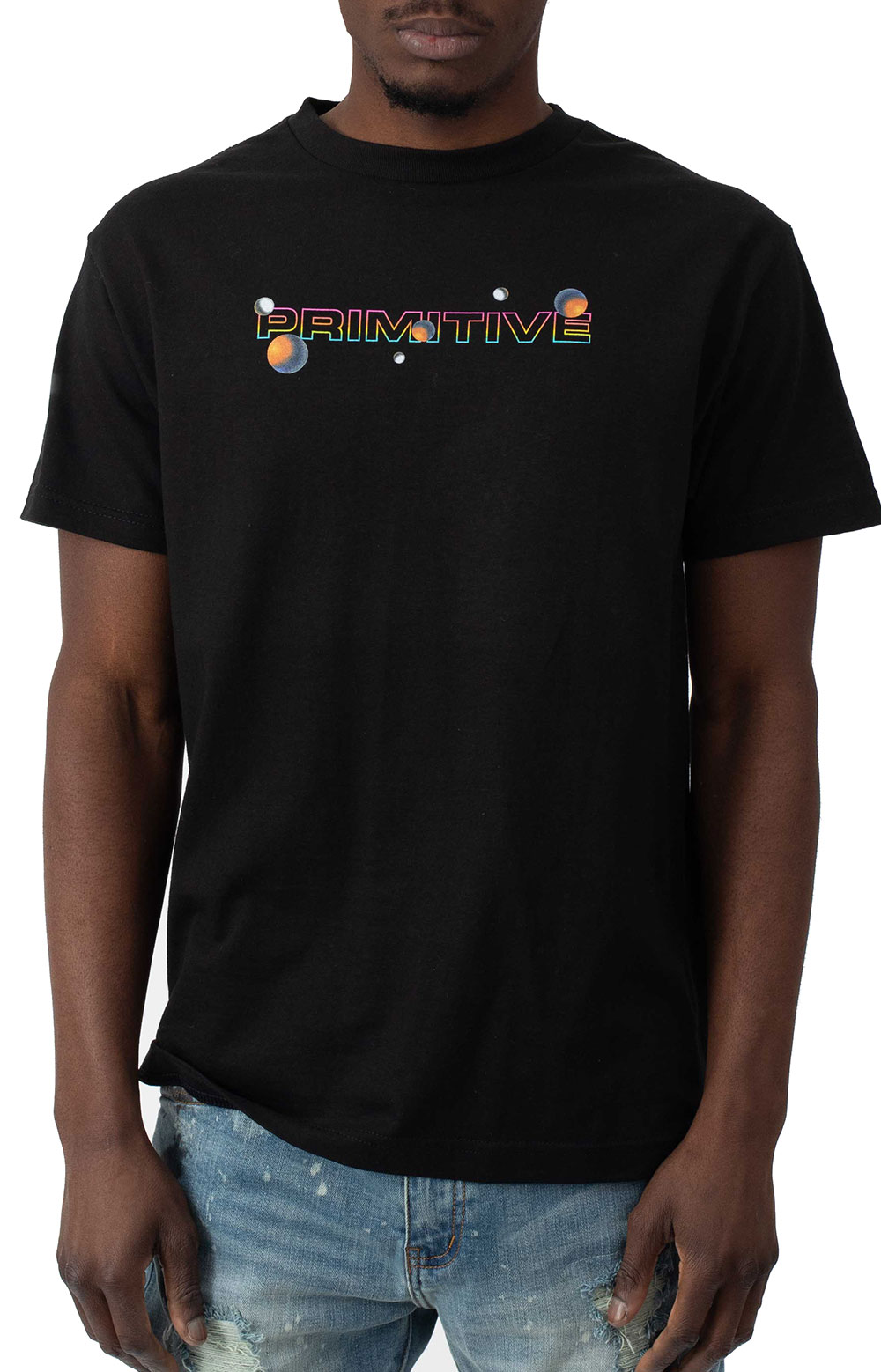 Dirty P Particles T-Shirt - Black 2