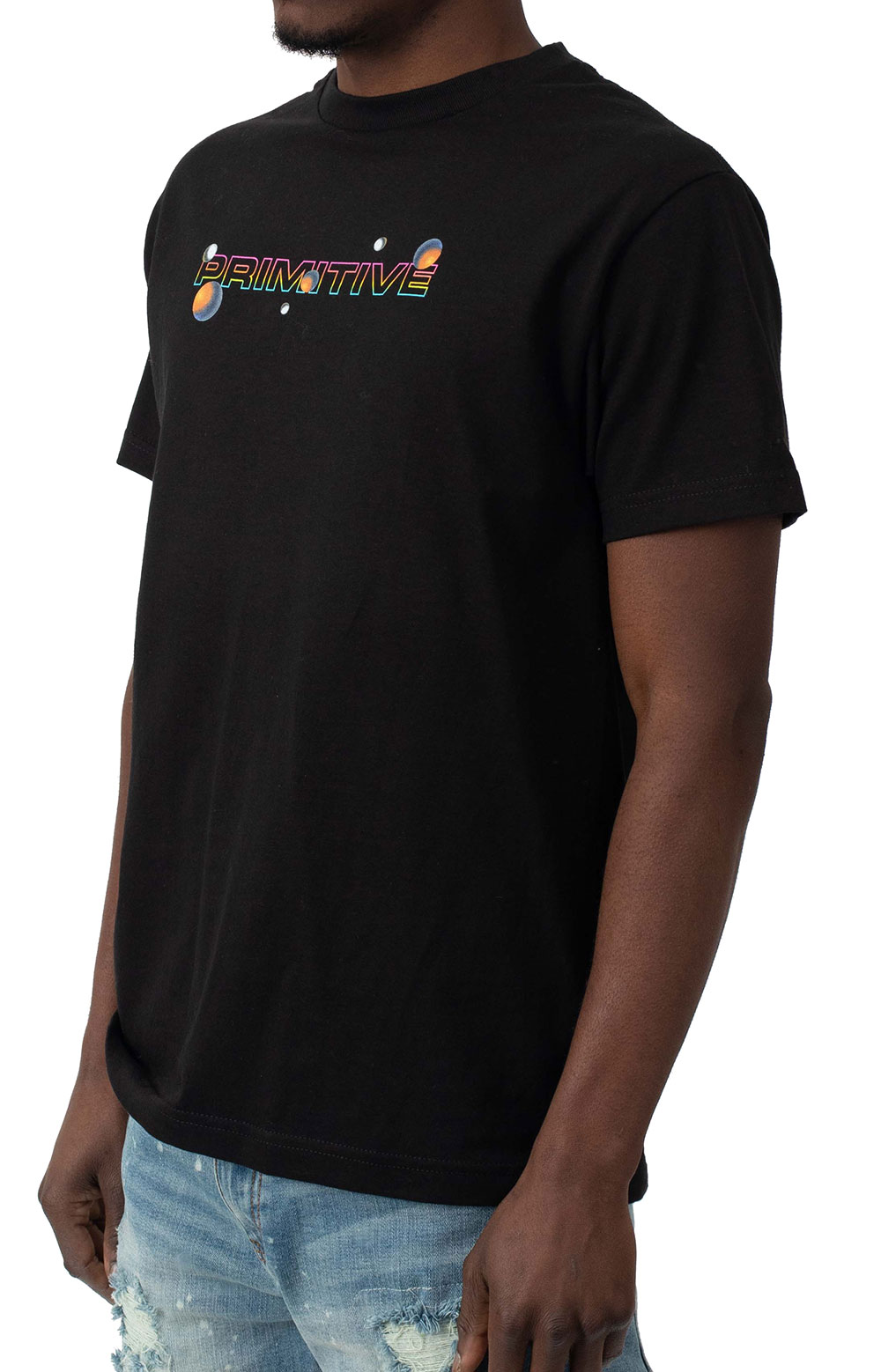 Dirty P Particles T-Shirt - Black 3