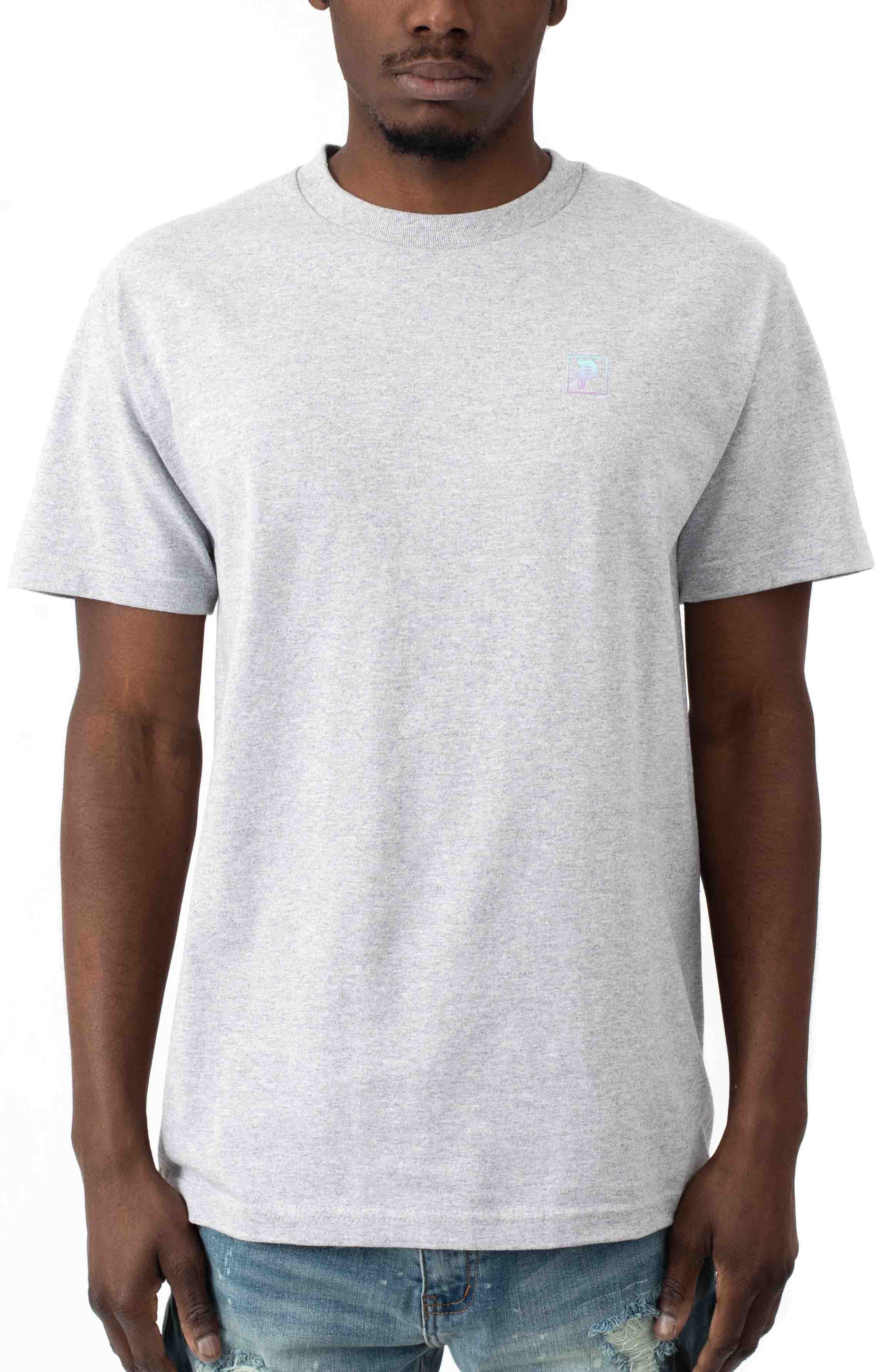 Dirty P Humming T-Shirt - Athletic Heather  2