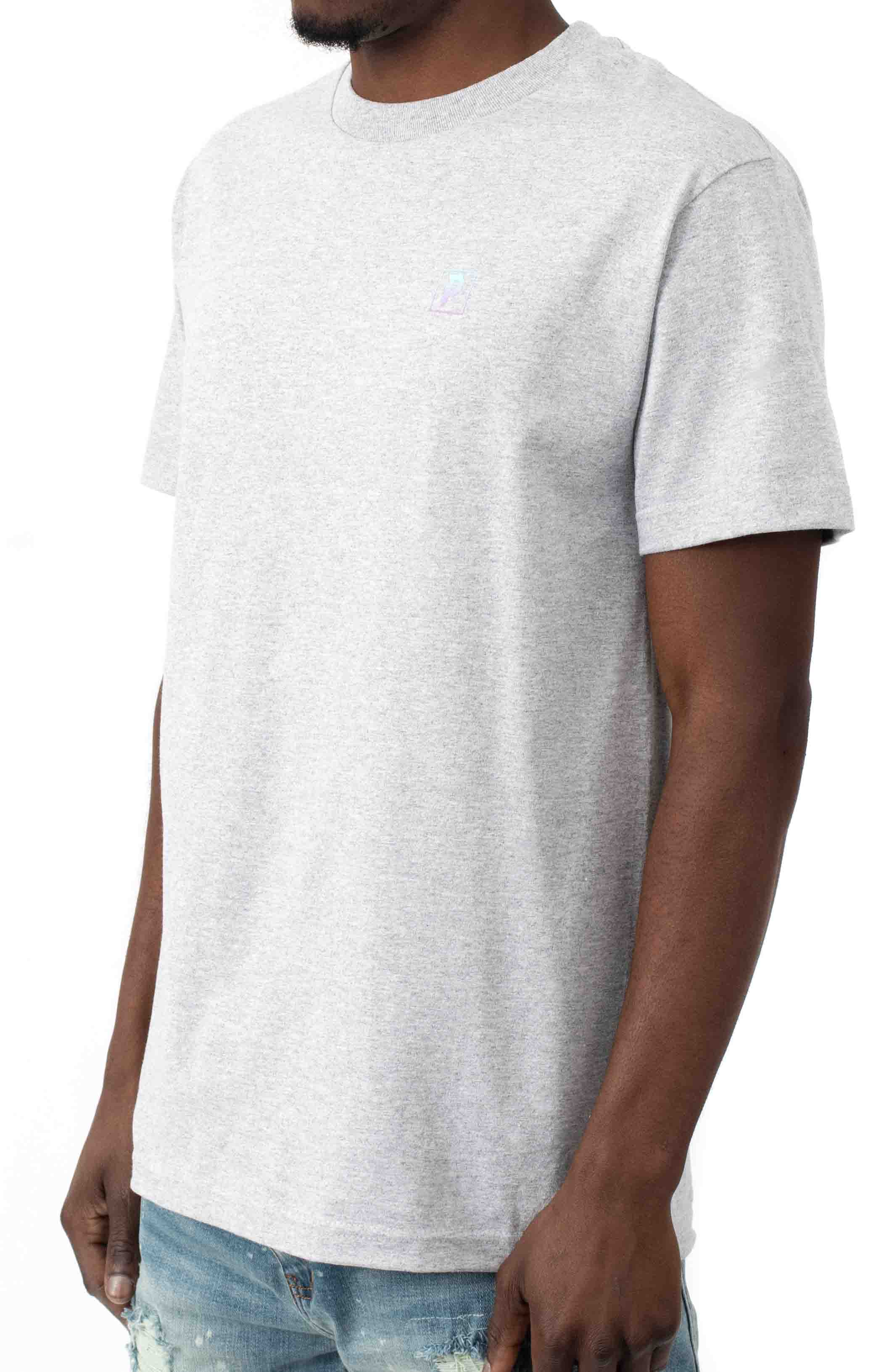 Dirty P Humming T-Shirt - Athletic Heather  3