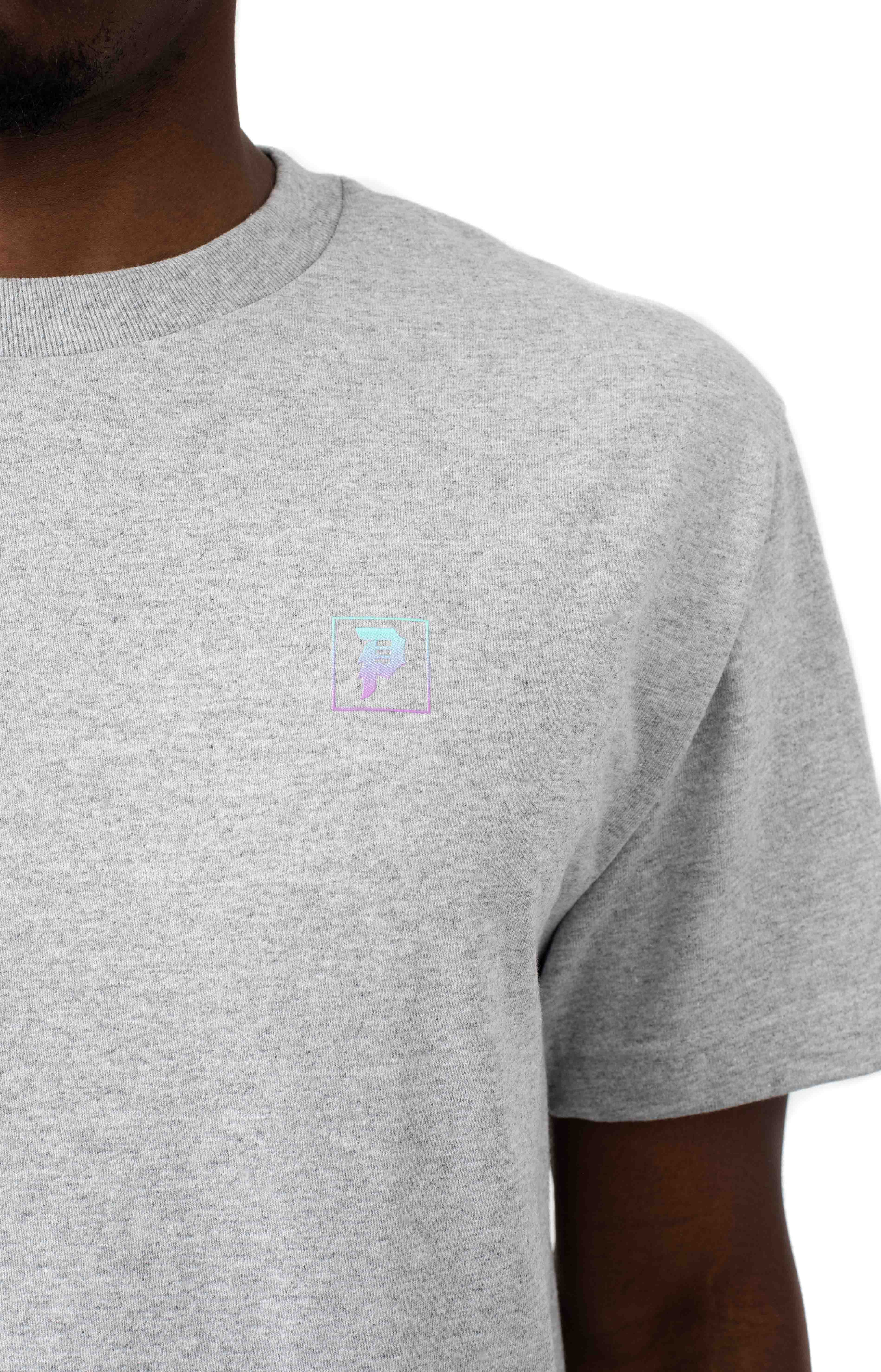 Dirty P Humming T-Shirt - Athletic Heather  4