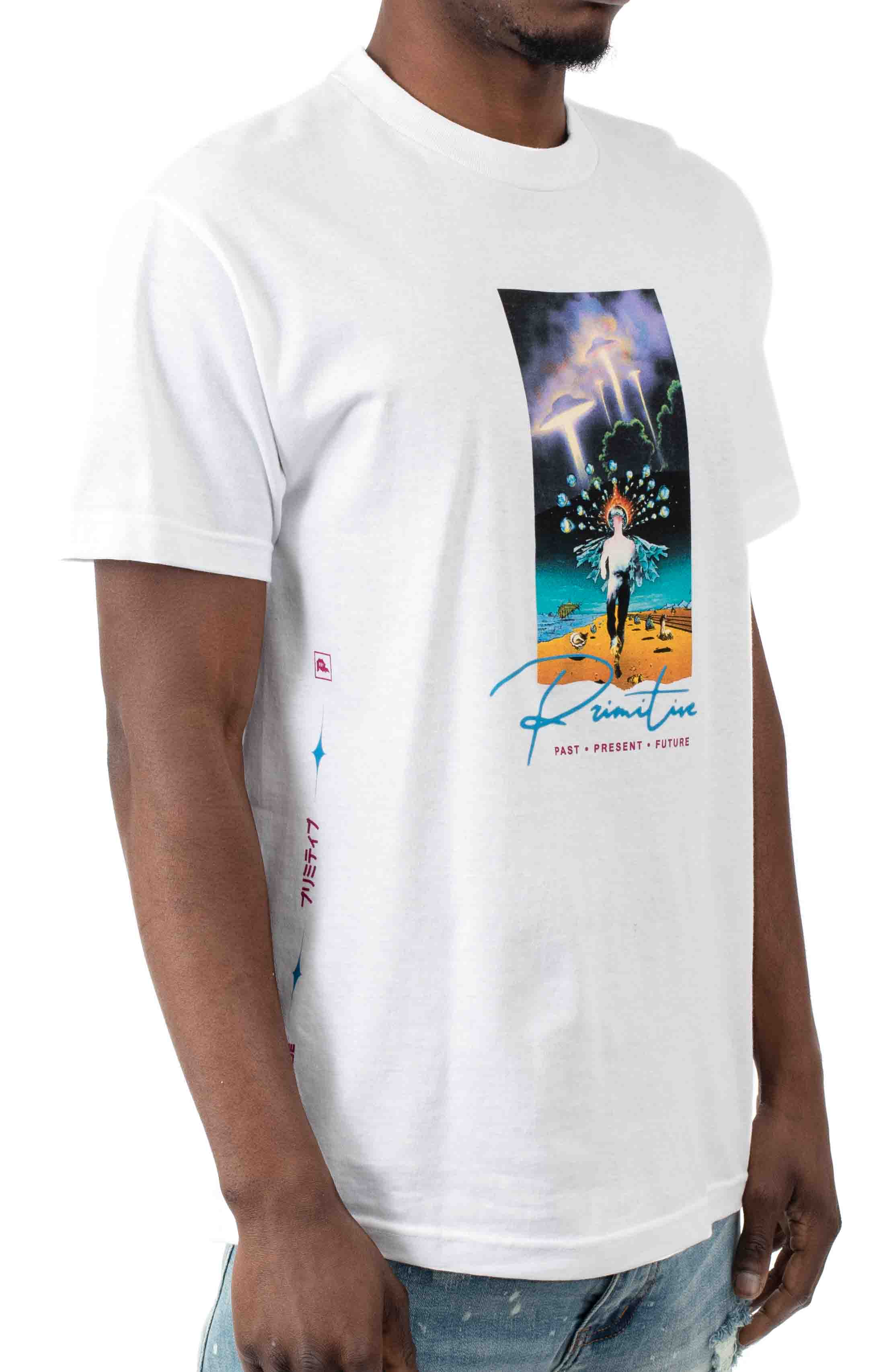 Systems T-Shirt - White  2