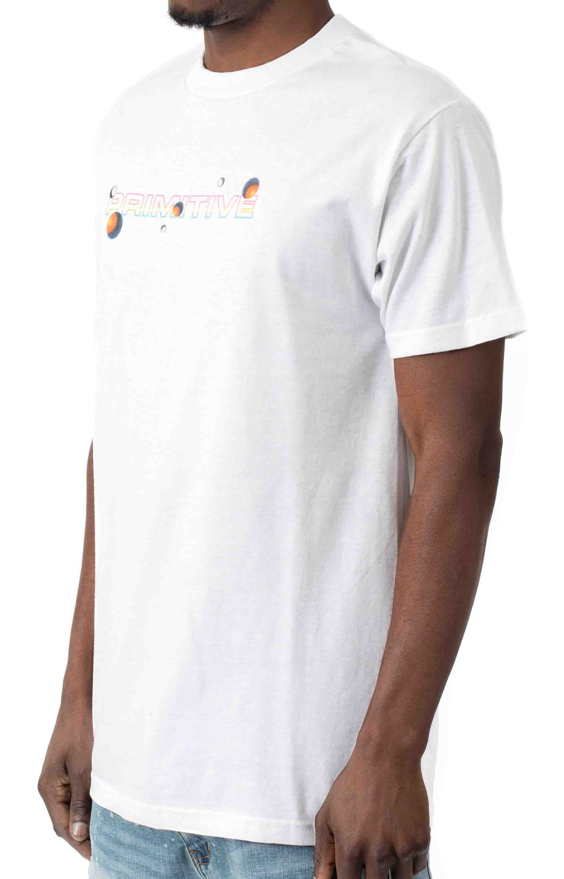 Dirty P Particles T-Shirt - White  2
