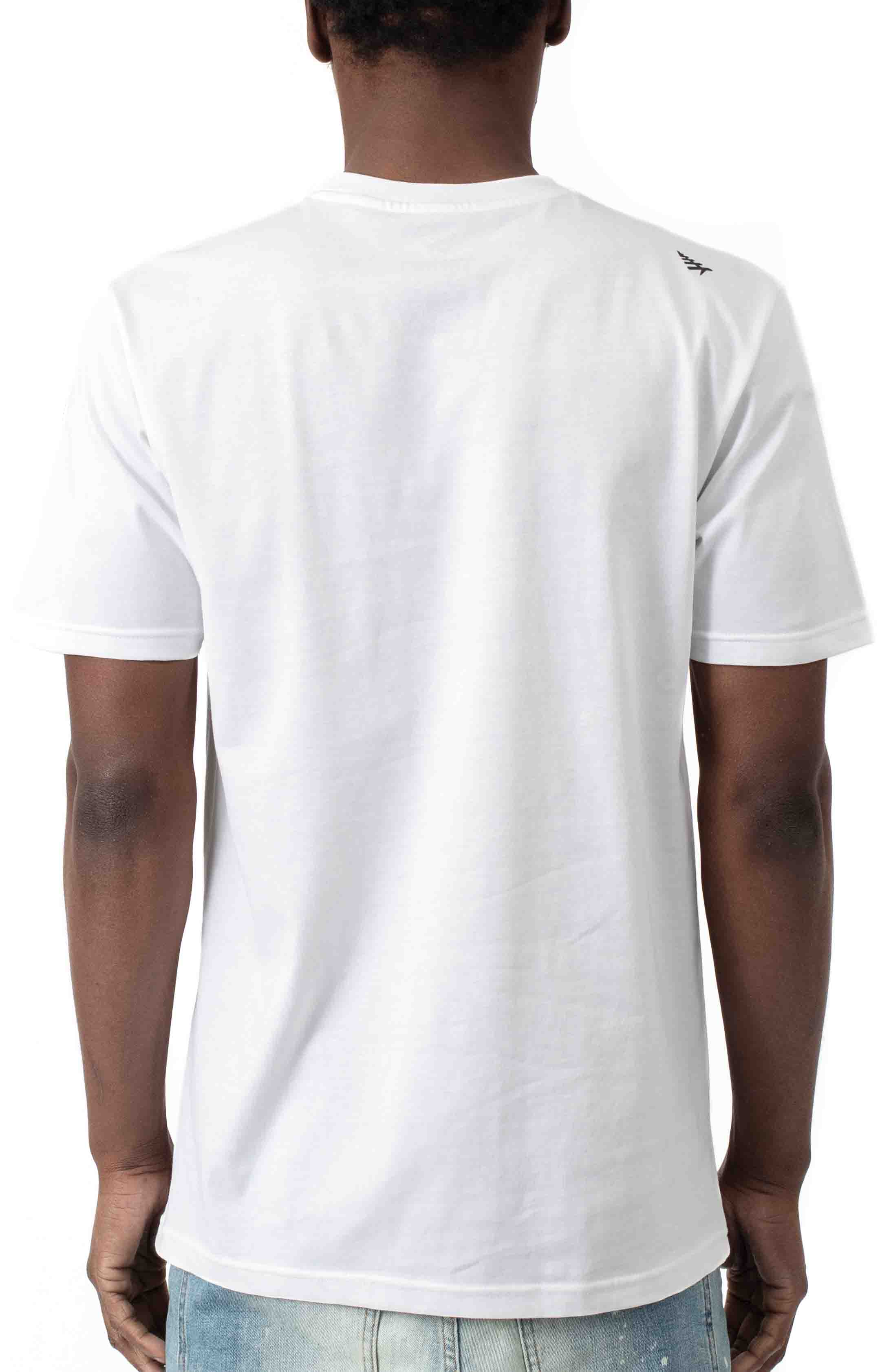 All Points T-Shirt - White  3