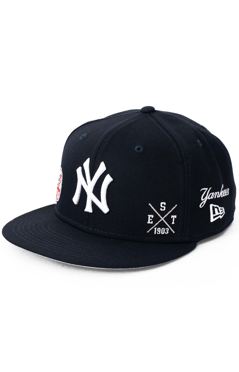 59Fifty New York Yankees Multi Fitted Hat