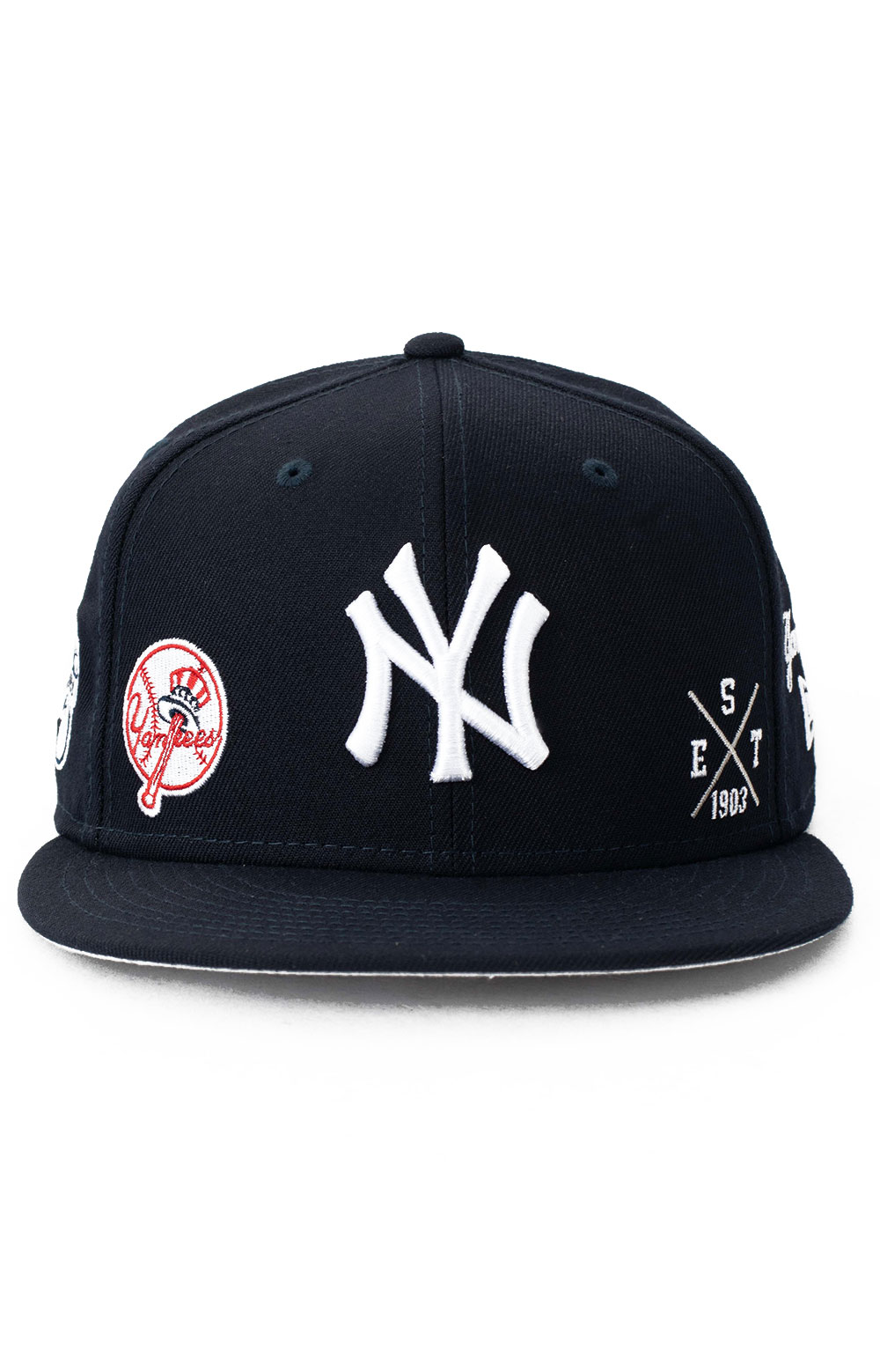 59Fifty New York Yankees Multi Fitted Hat  2