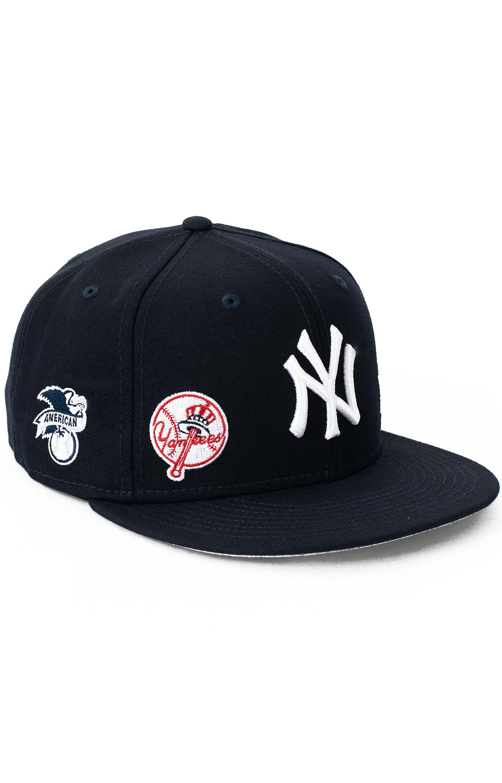 59Fifty New York Yankees Multi Fitted Hat  3