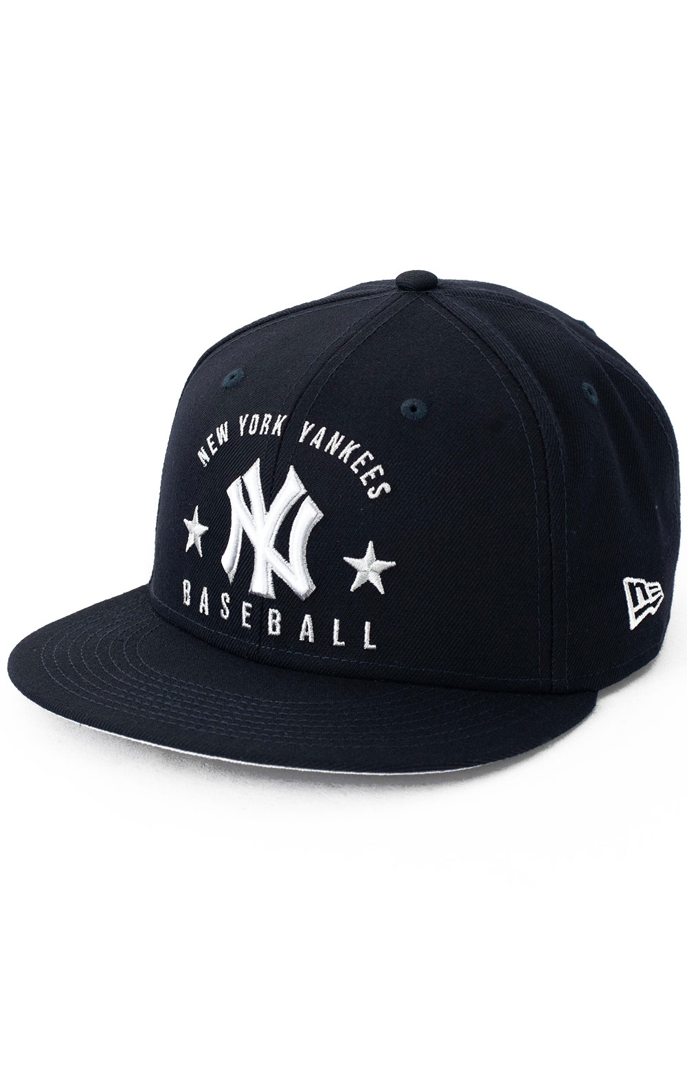 9Fifty Arched NY Yankees Snap-Back Hat