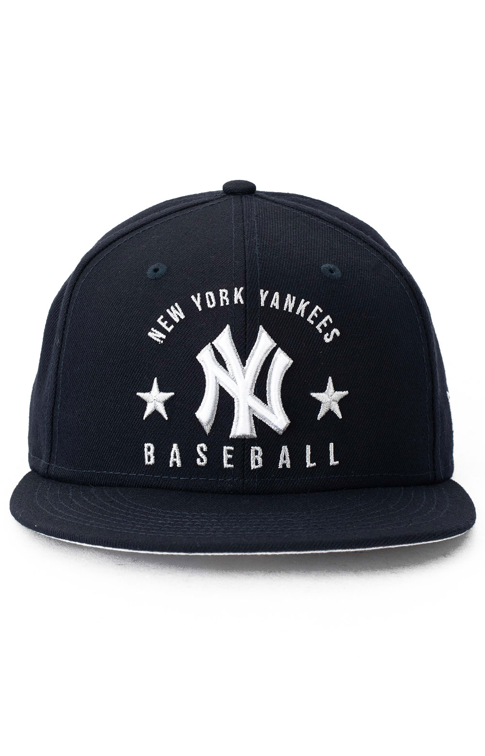 9Fifty Arched NY Yankees Snap-Back Hat 2