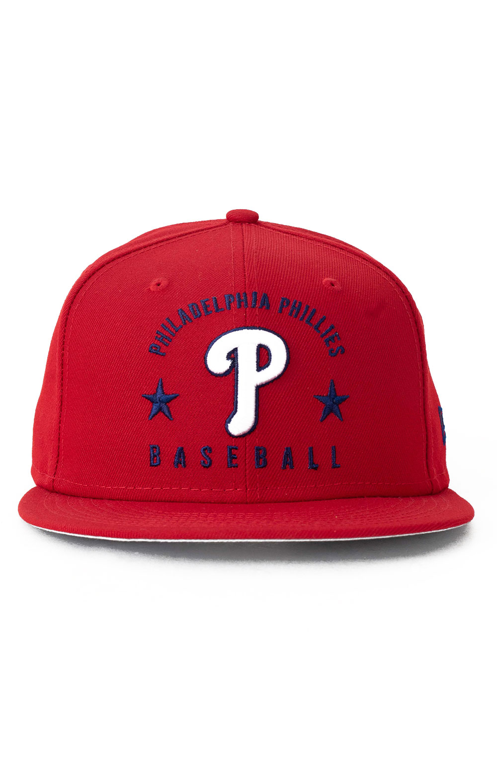 9Fifty Arched Philadelphia Phillies Snap-Back Hat 2