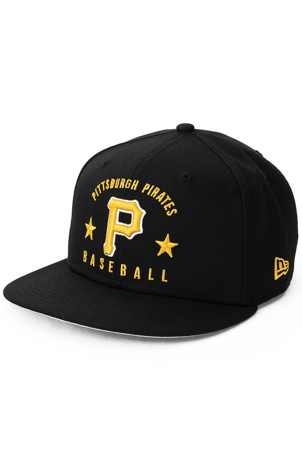 9Fifty Arched Pittsburgh Pirates Snap-Back Hat