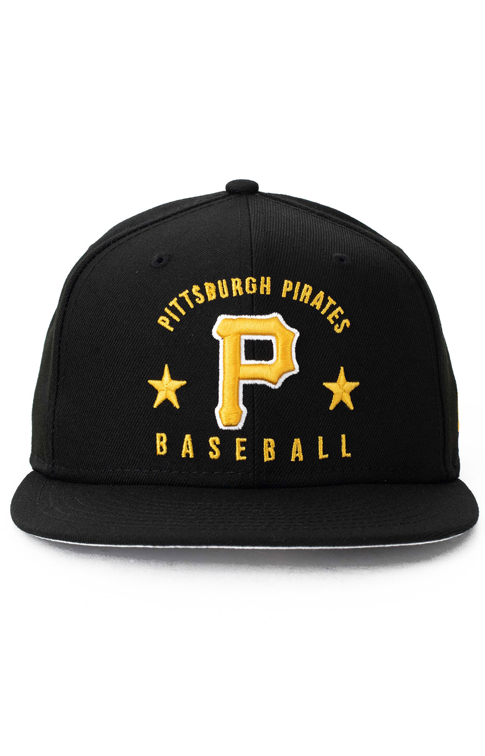 9Fifty Arched Pittsburgh Pirates Snap-Back Hat 2