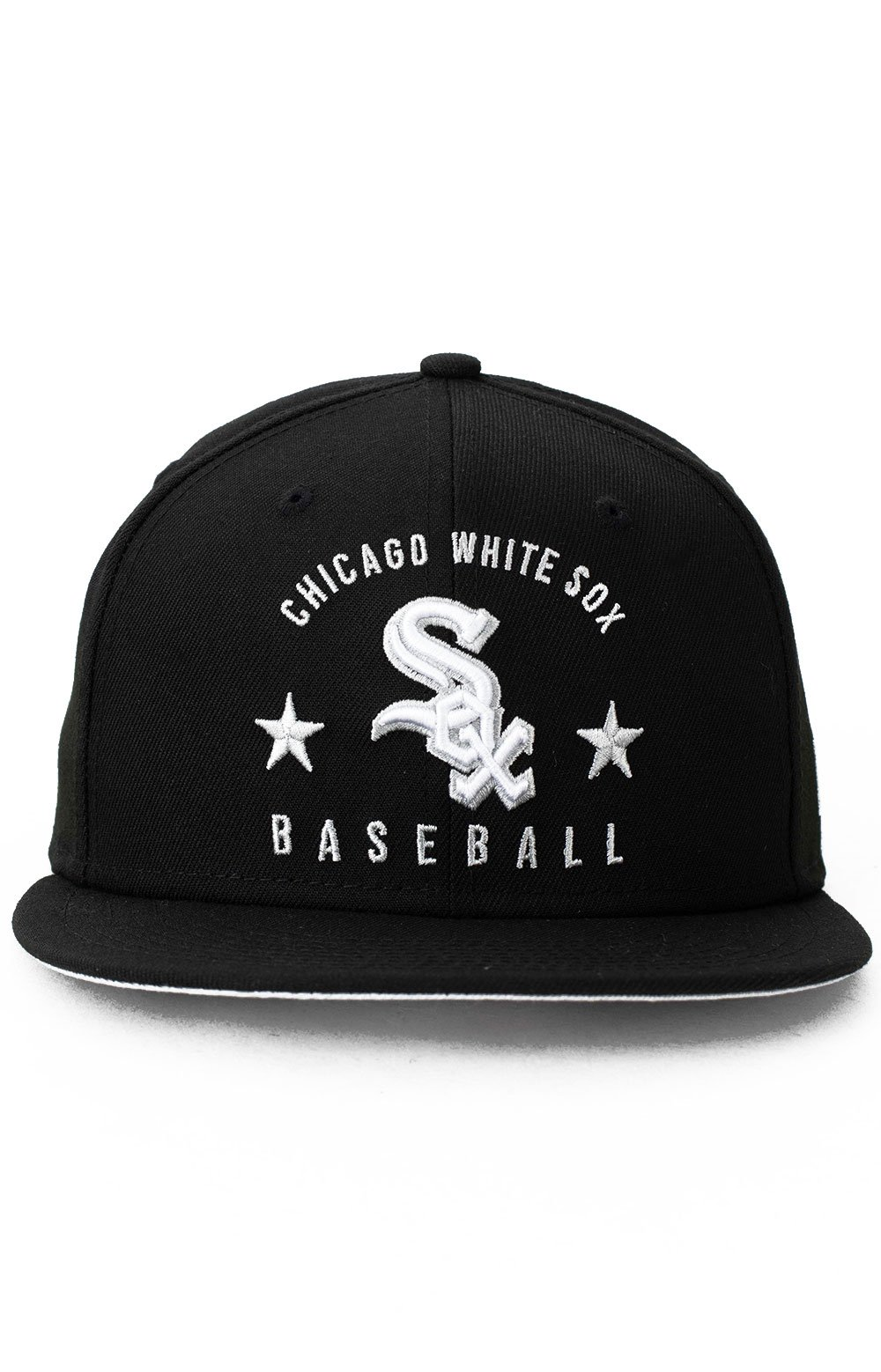 9Fifty Arched Chicago White Sox Snap-Back Hat 2