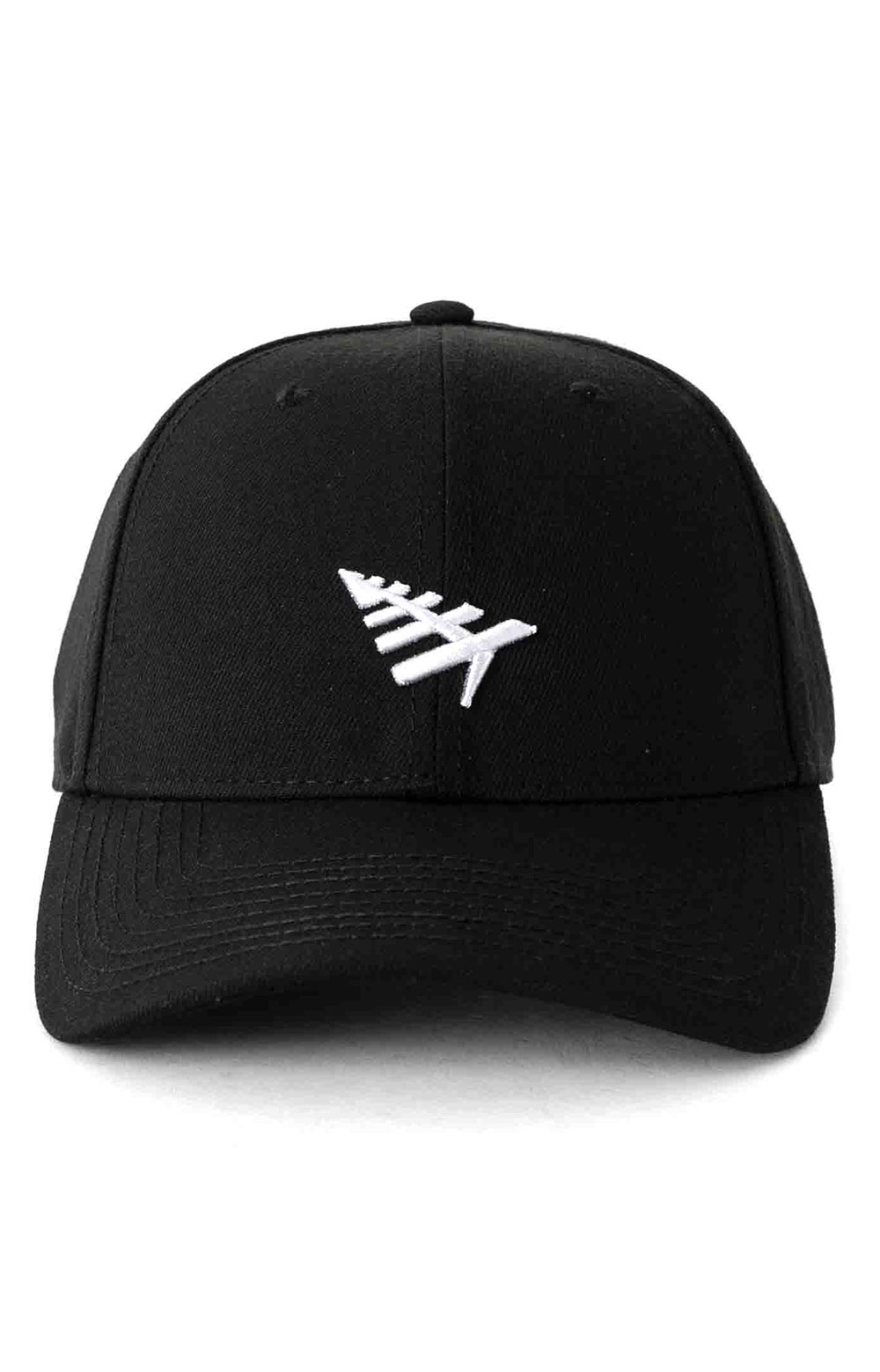 Icon II Dad Hat w/ No Tag - Black 2