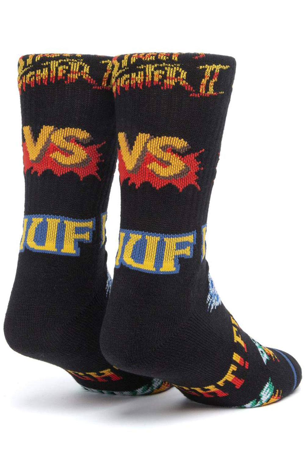 Street Fighter Graphic Socks  2