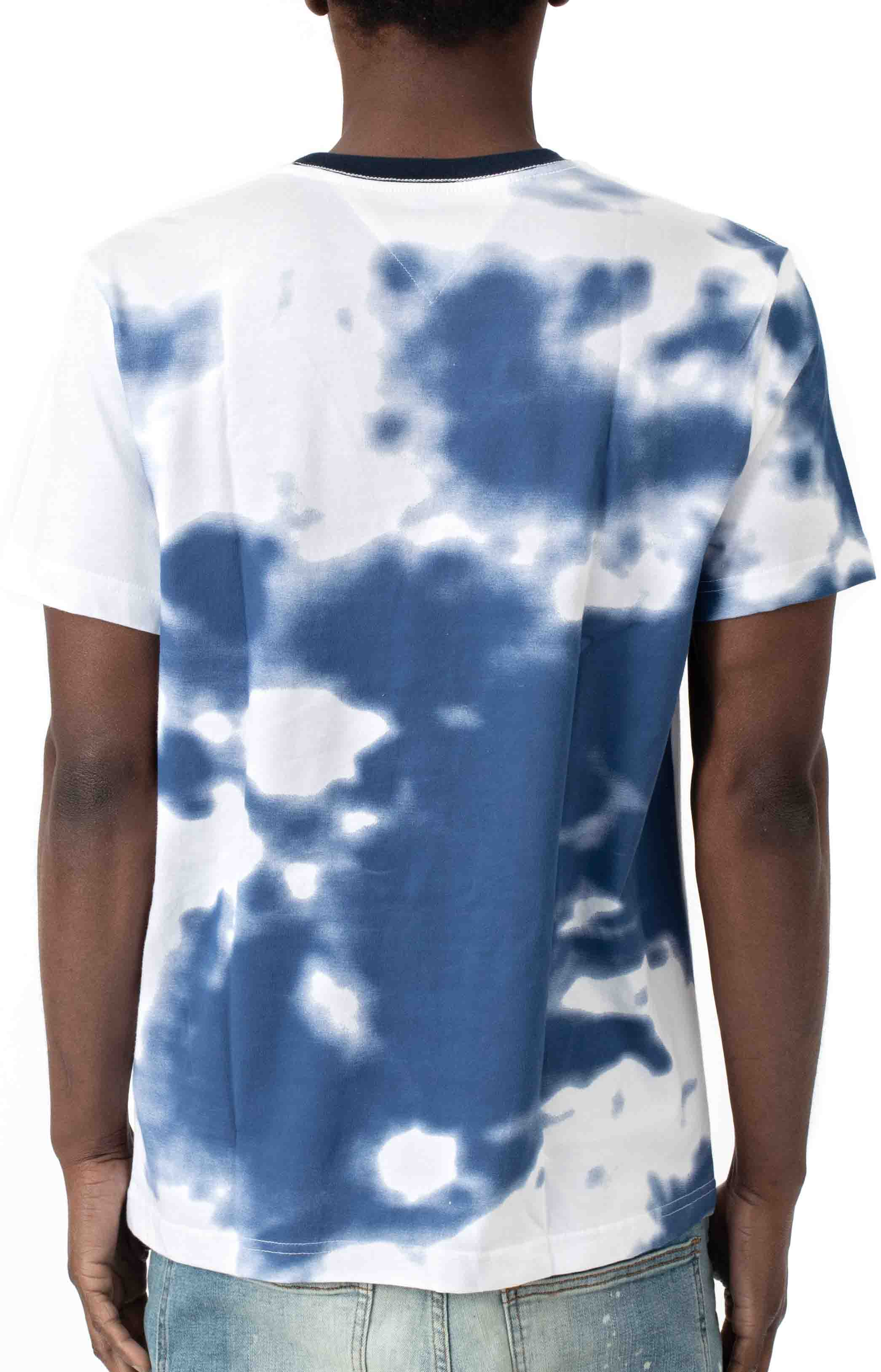 Tino Tie-Dye T-Shirt - Bright White  3
