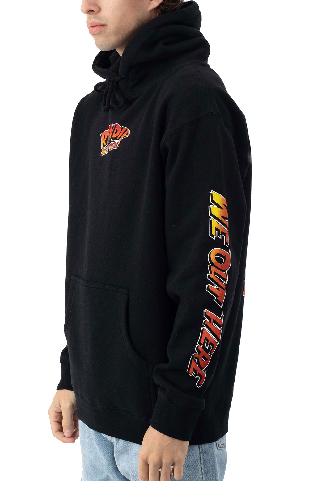 Out Of This World Pullover Hoodie - Black  2