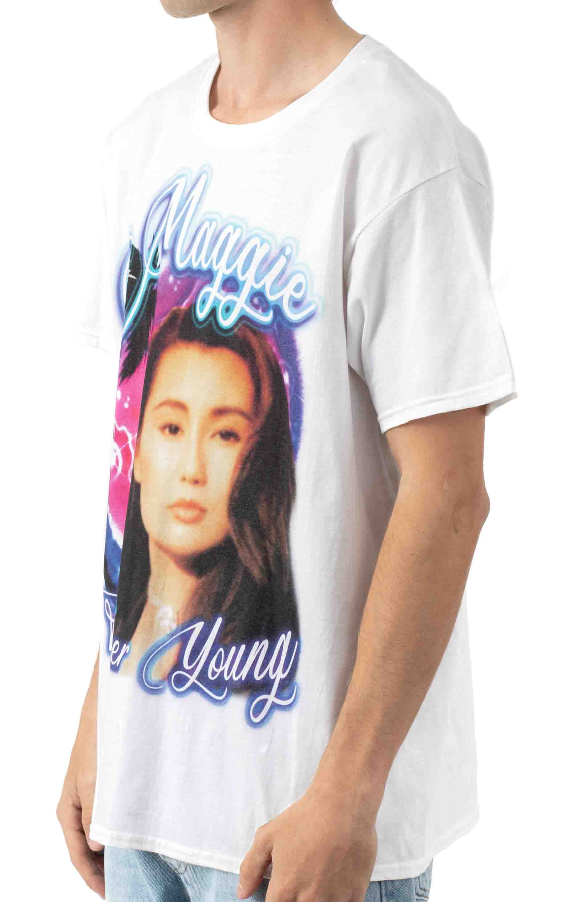 Forever Young T-Shirt - White  2