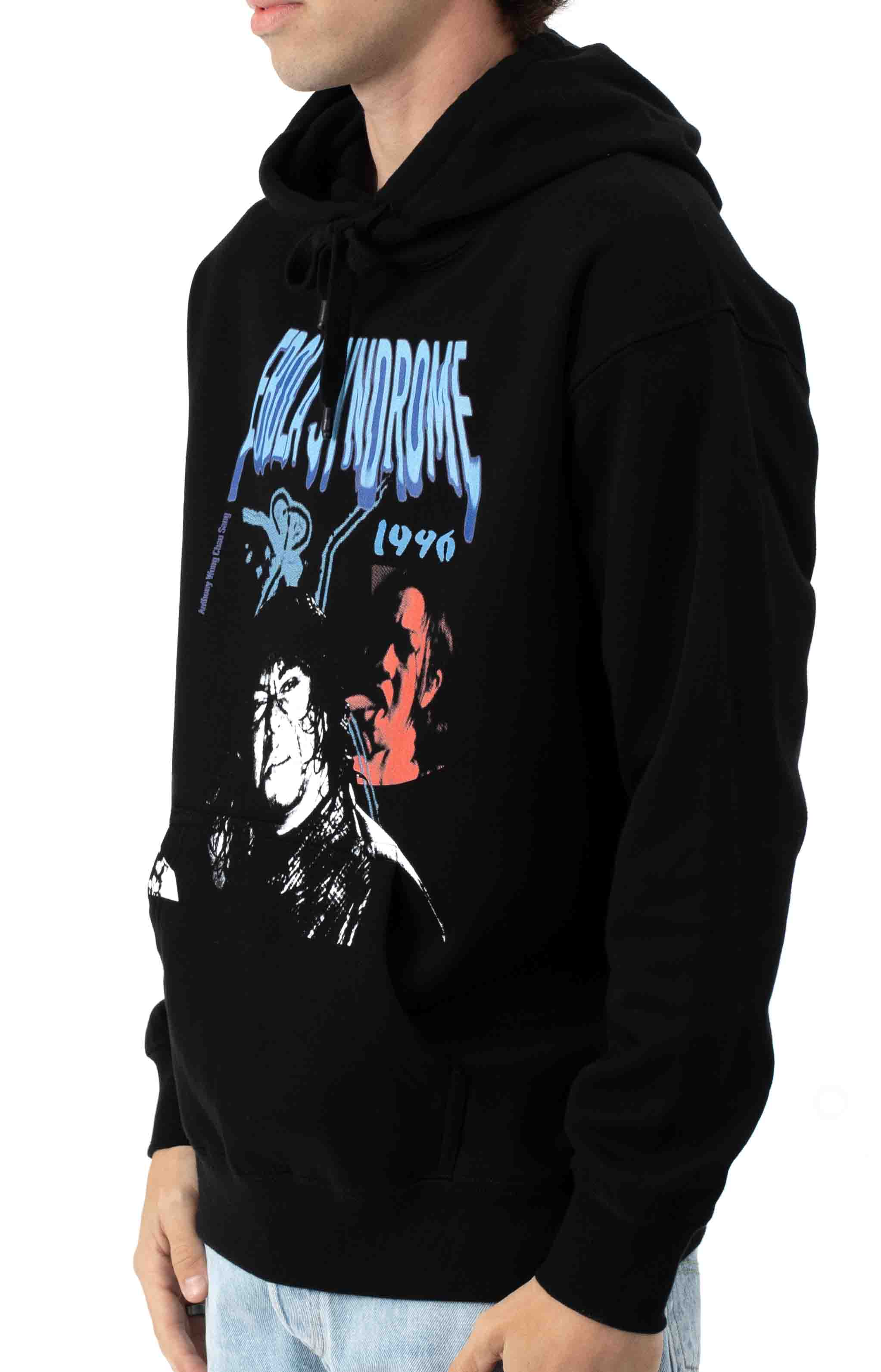 Ebola Syndrome Pullover Hoodie  2