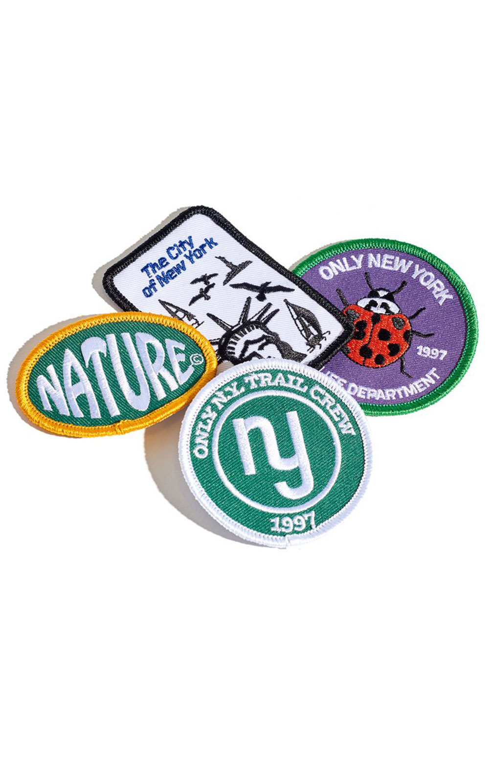 Spring / Summer 21 Patches Pack