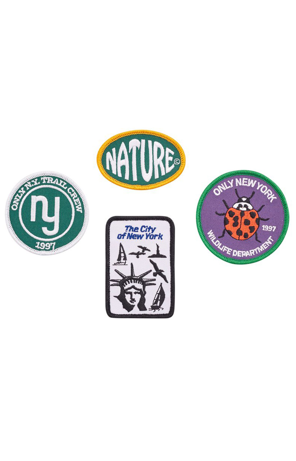 Spring / Summer 21 Patches Pack  2