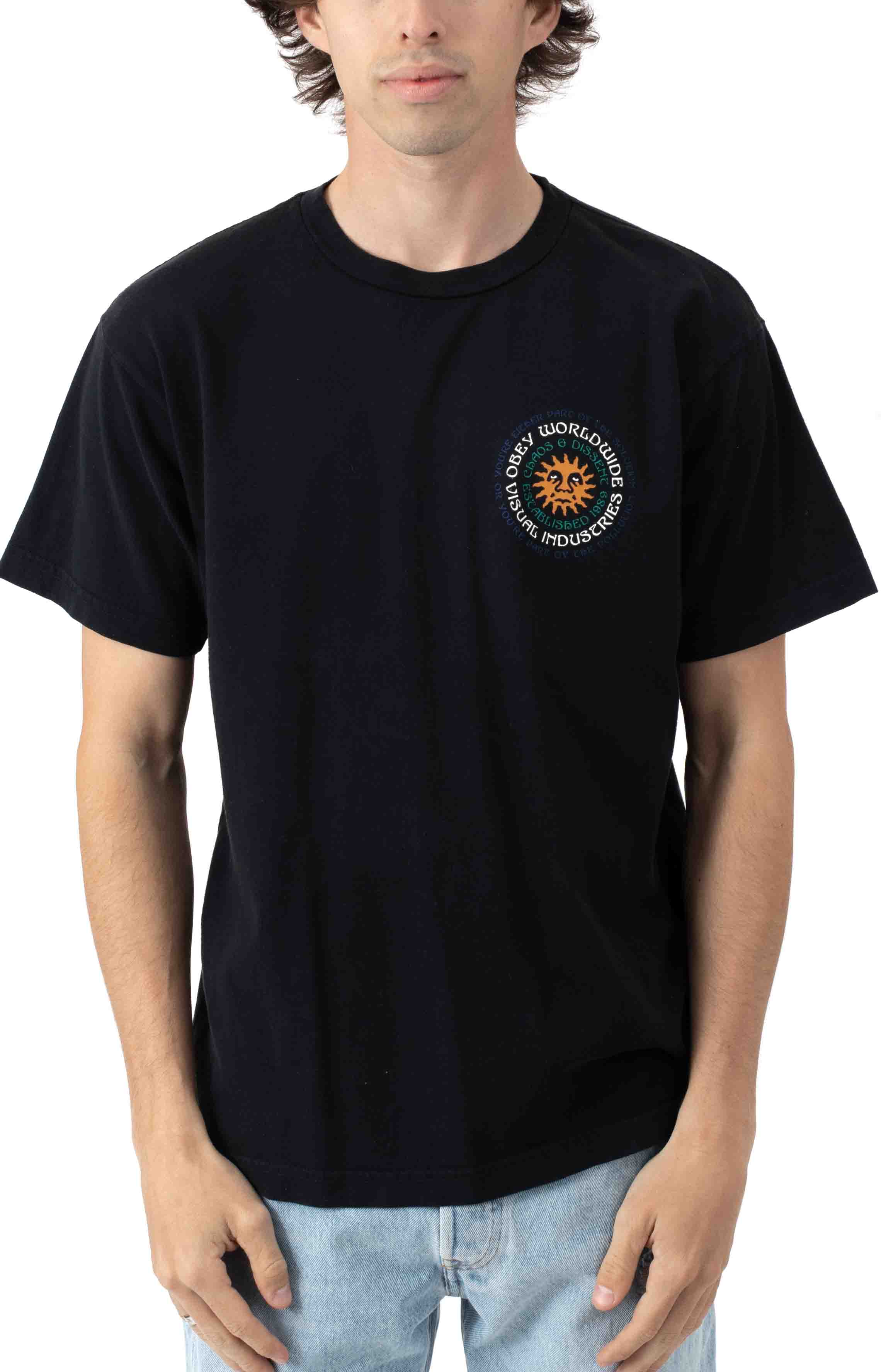 Be Here Now T-Shirt  2