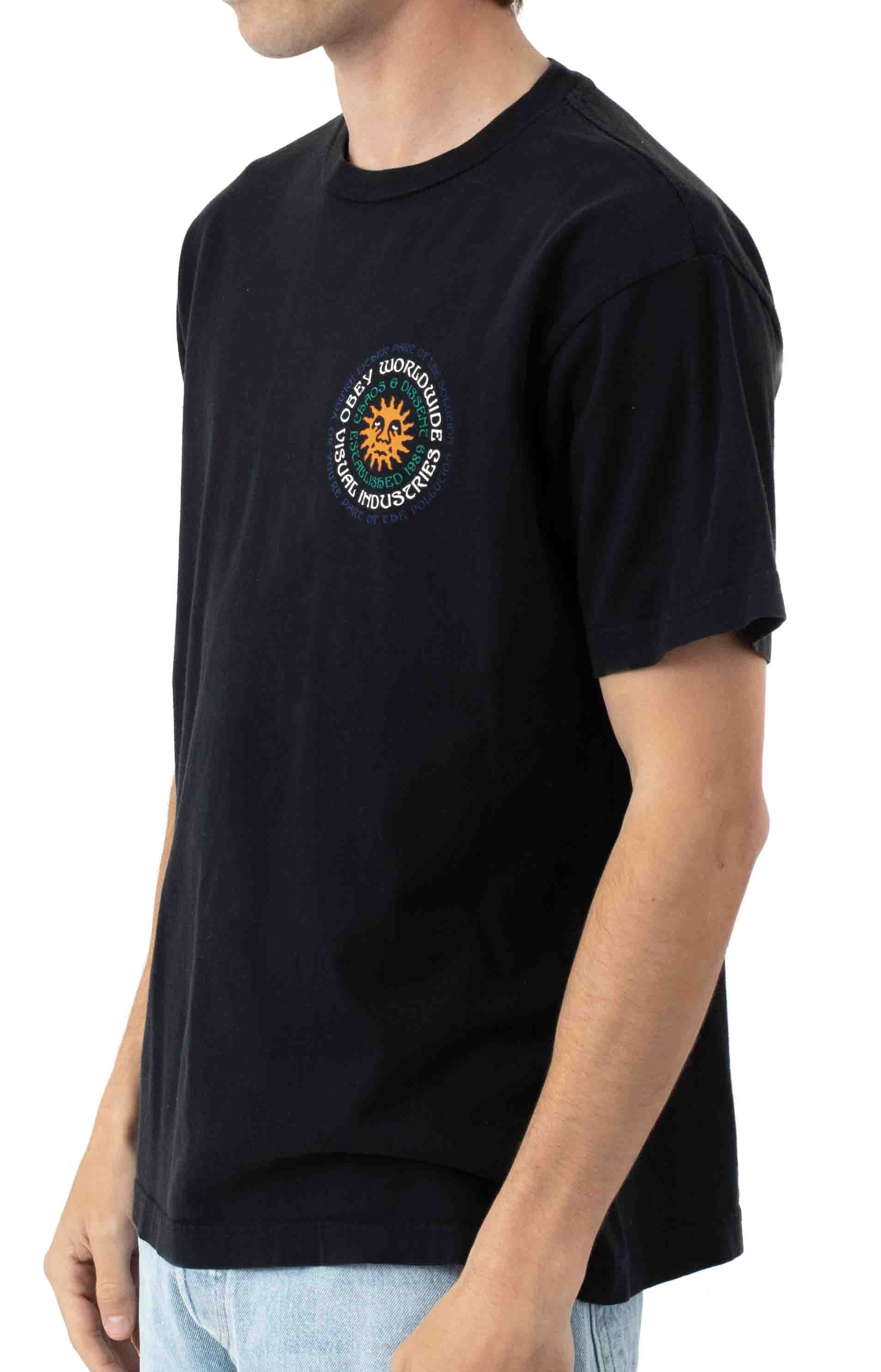 Be Here Now T-Shirt  3