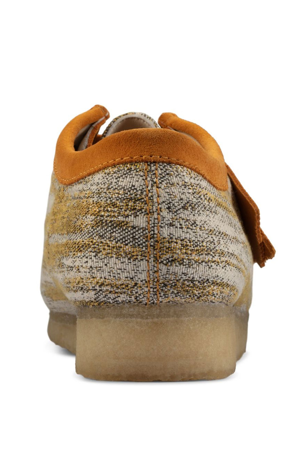 (26159548) Wallabee Shoes - Sand Fabric  2