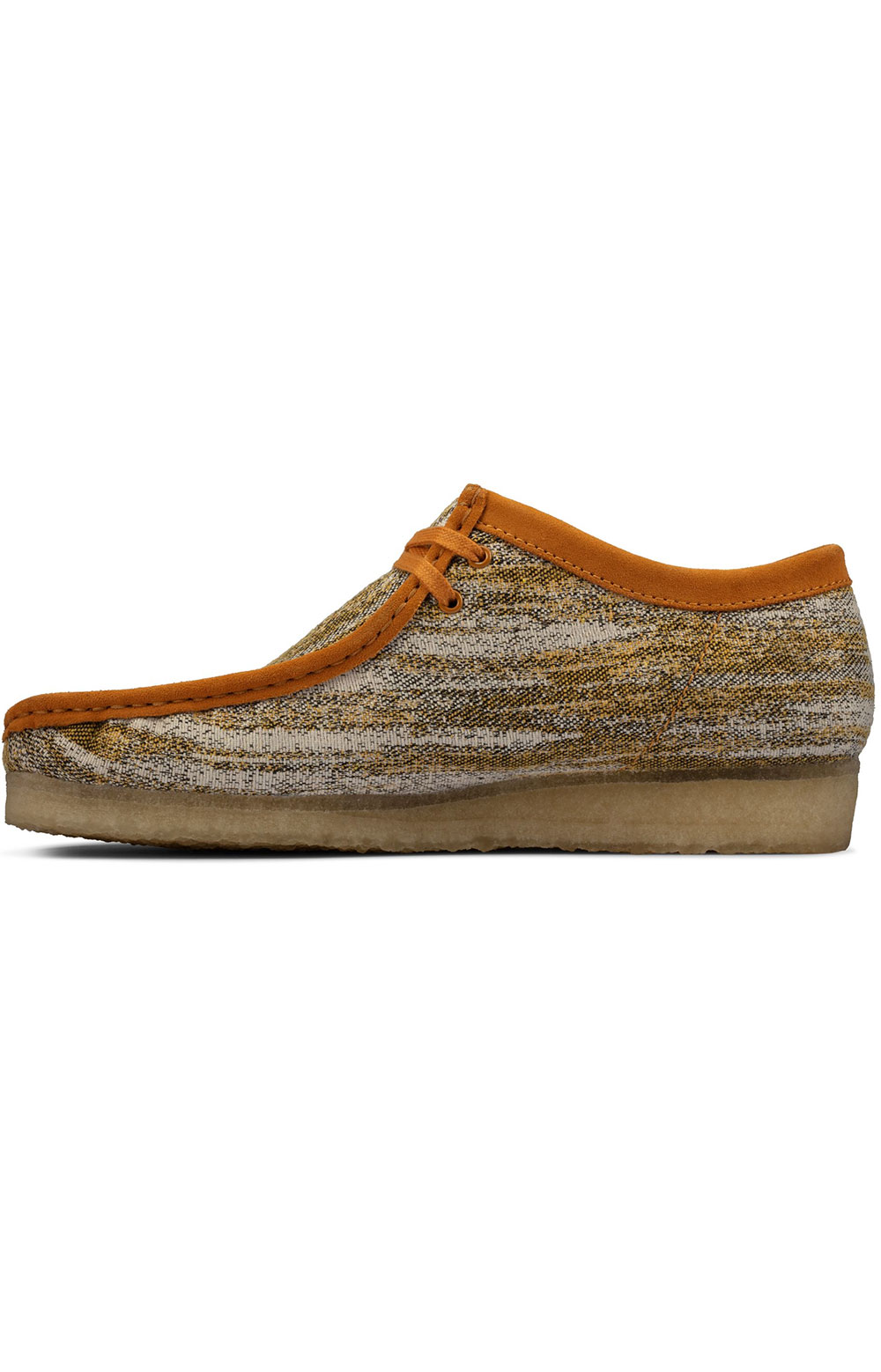 (26159548) Wallabee Shoes - Sand Fabric  5