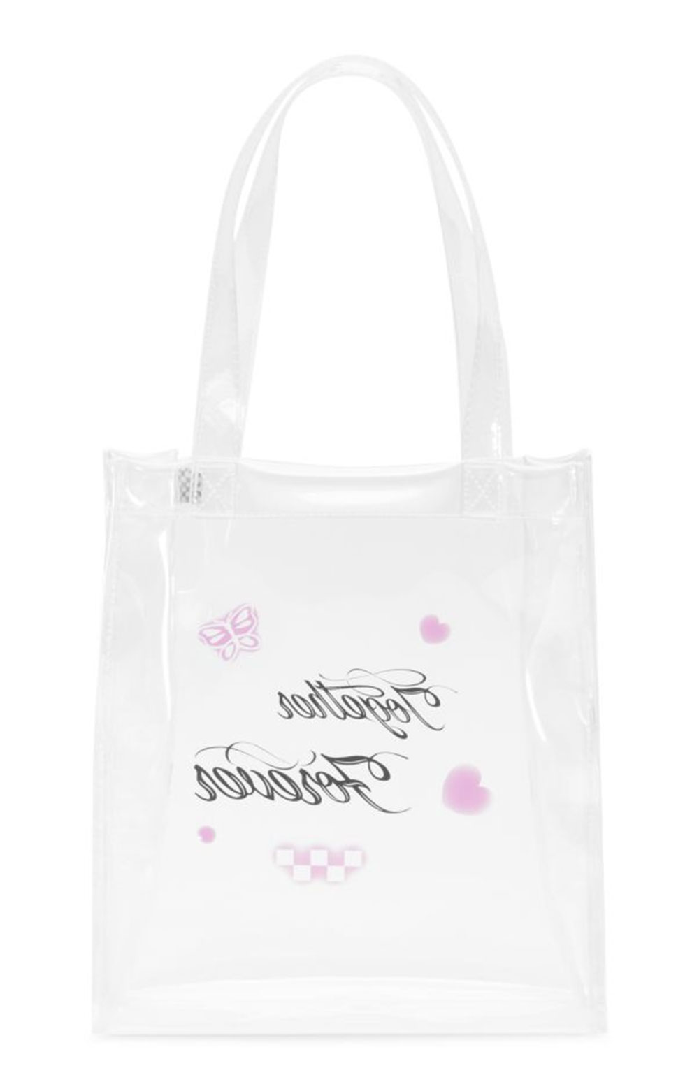 Together Forever Mini Tote Bag  2