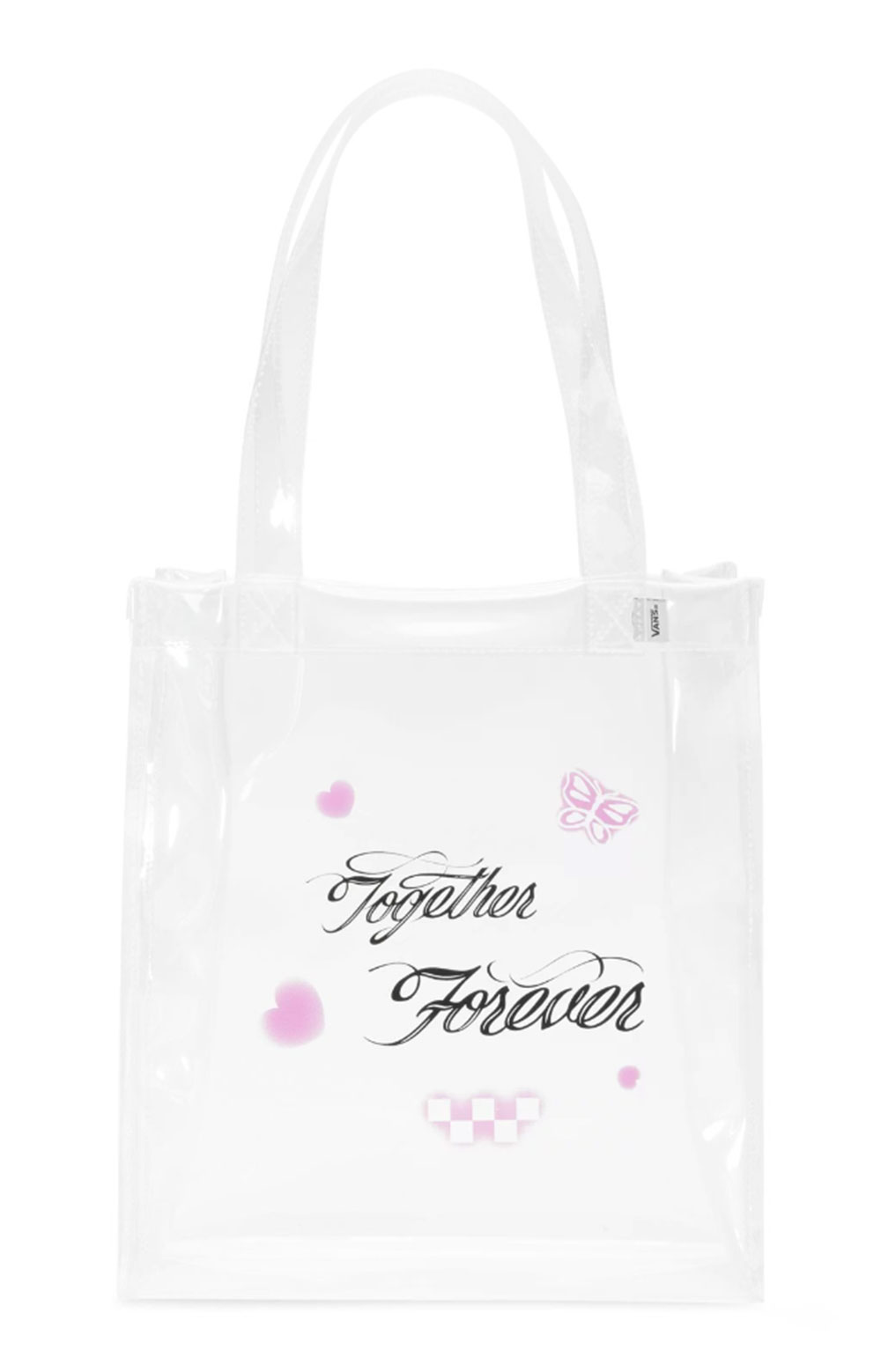 Together Forever Mini Tote Bag  3