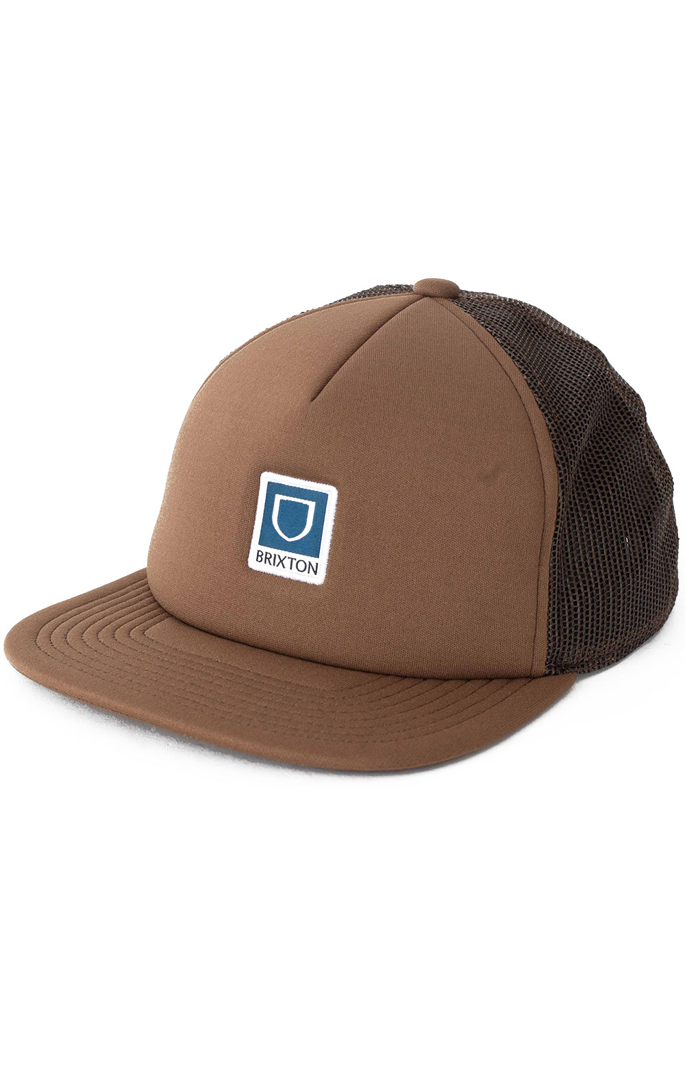 Beta MP Mesh Snap-Back Hat - Toffee