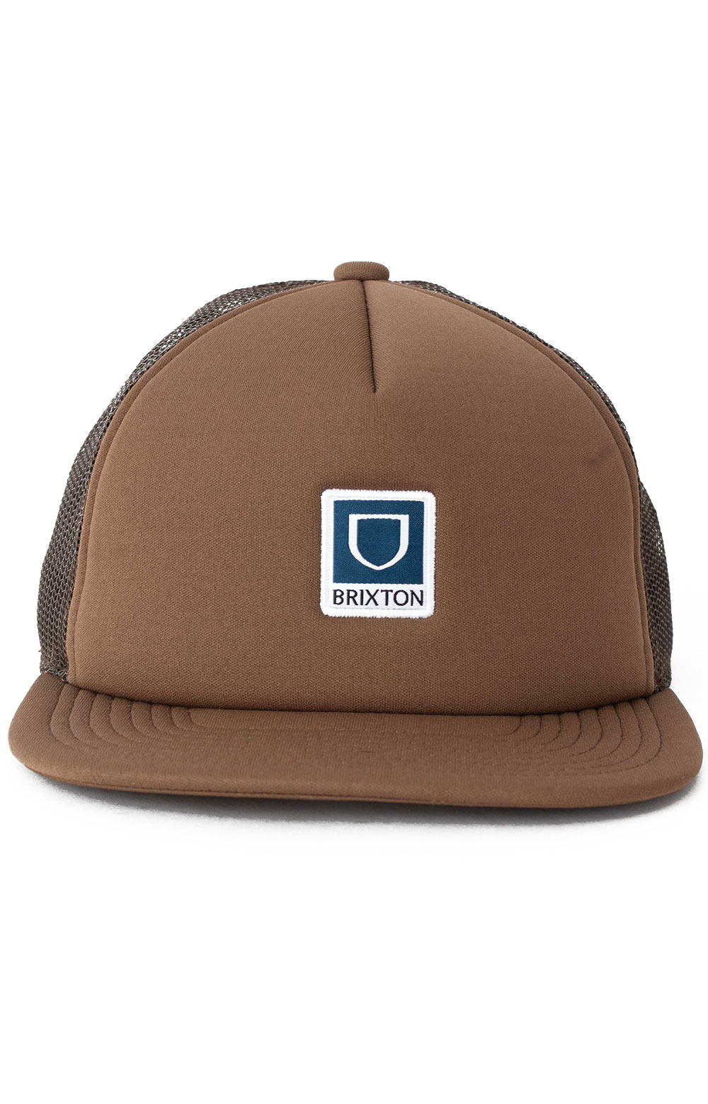 Beta MP Mesh Snap-Back Hat - Toffee 2