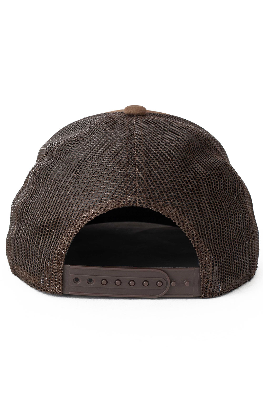 Beta MP Mesh Snap-Back Hat - Toffee 3