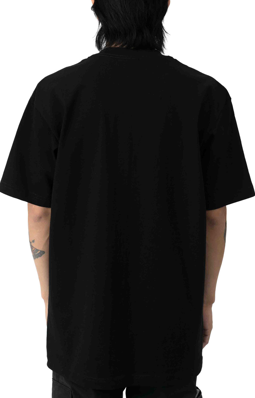 Max Heavyweight S/S T-Shirt - Black 3