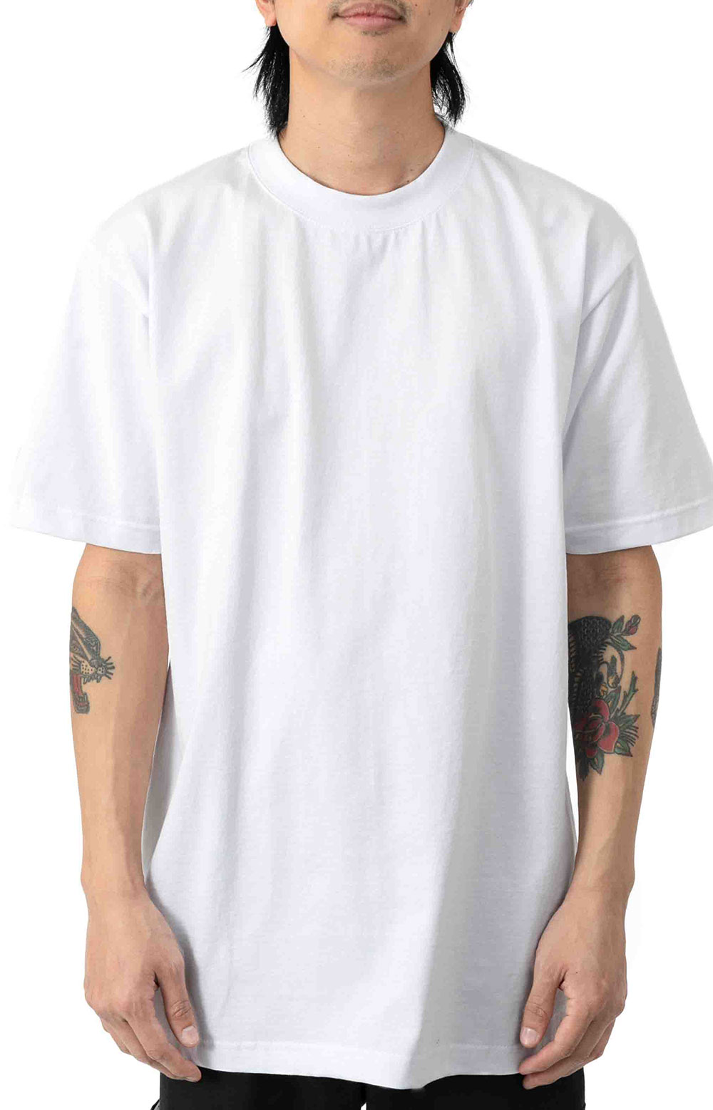 Max Heavyweight S/S T-Shirt - White