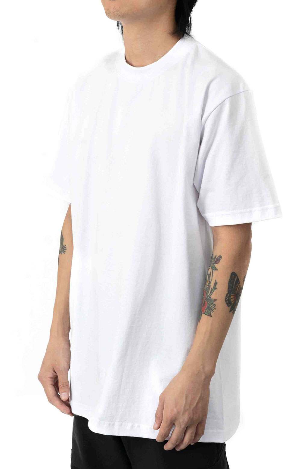 Max Heavyweight S/S T-Shirt - White 2