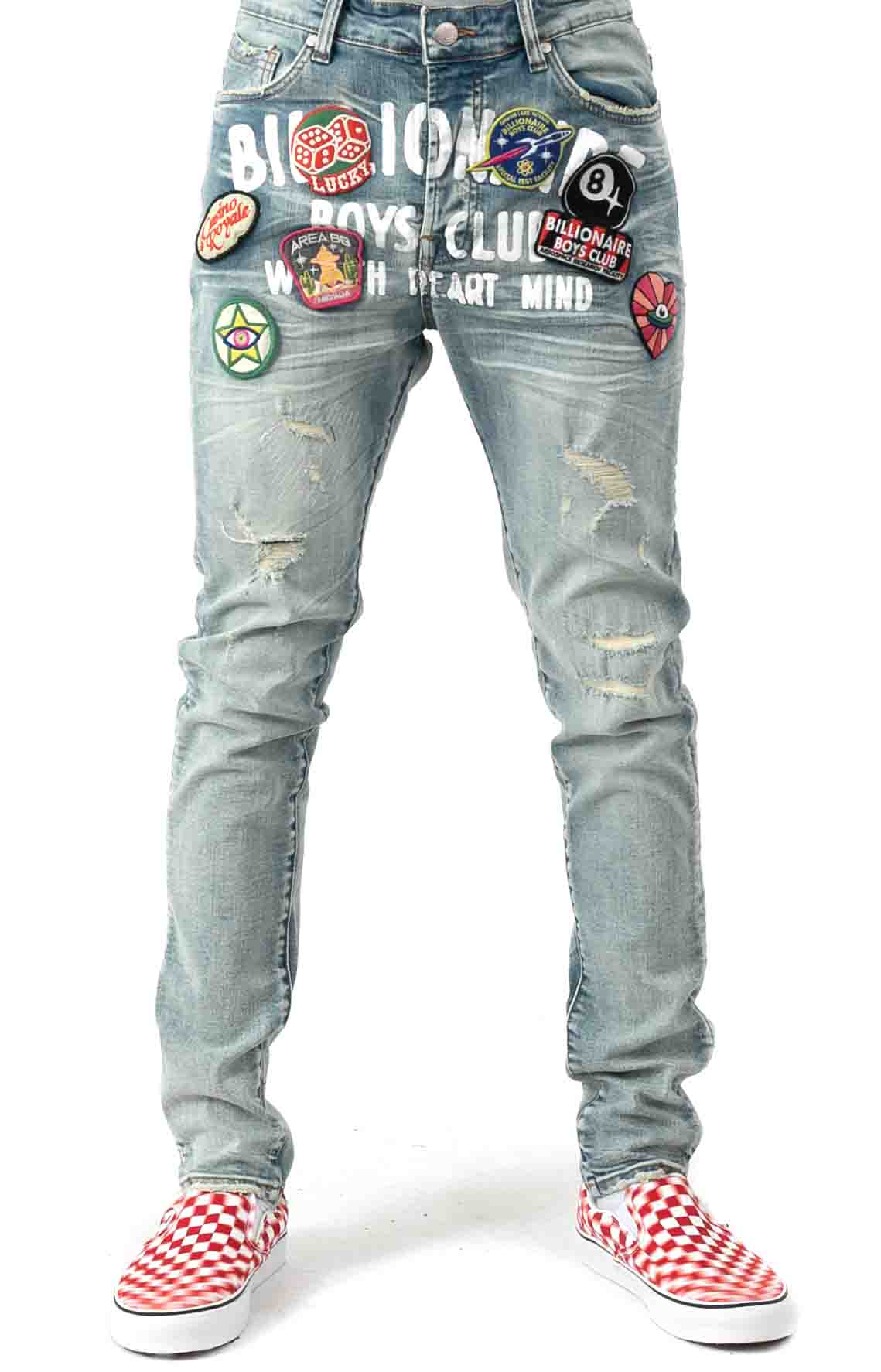BB Lucky Jeans - Axis  2