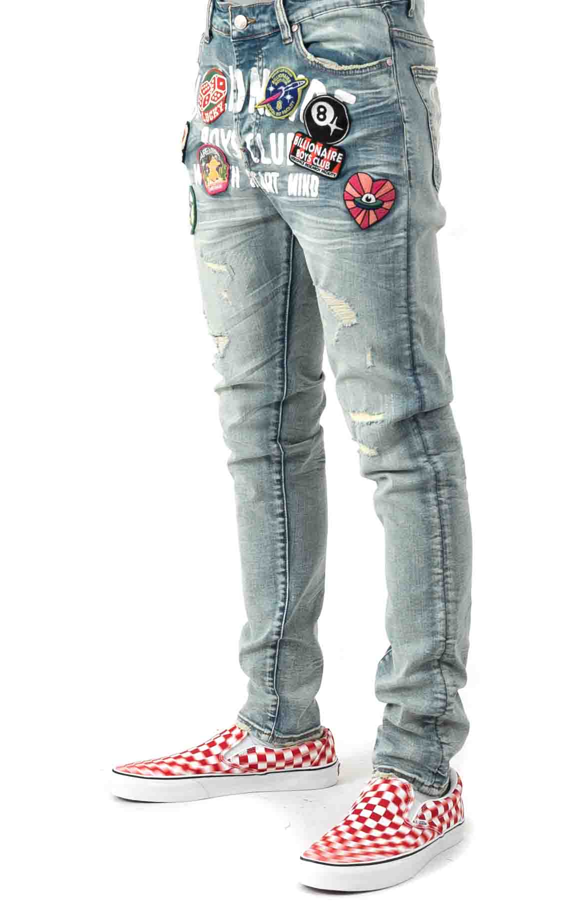 BB Lucky Jeans - Axis