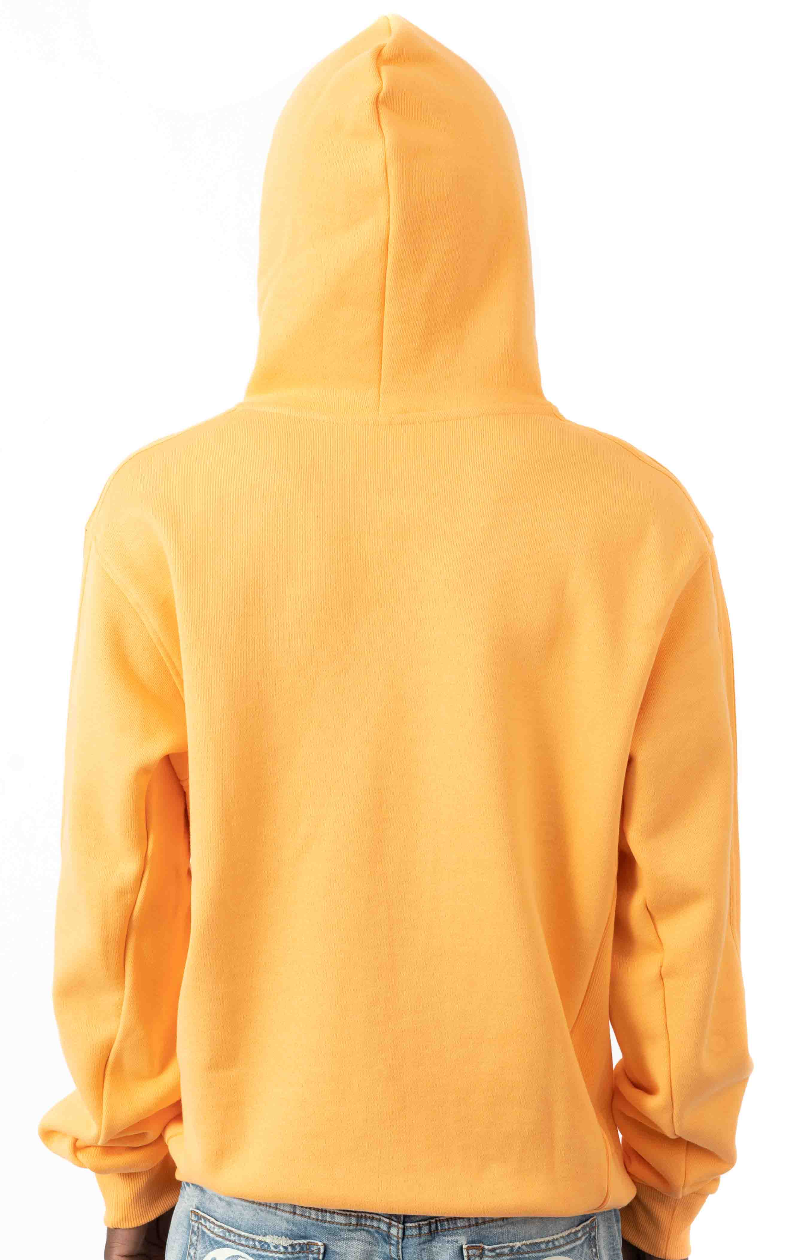 Heavyweight Shmoo Pullover Hoodie - Hazy Orange/White 3
