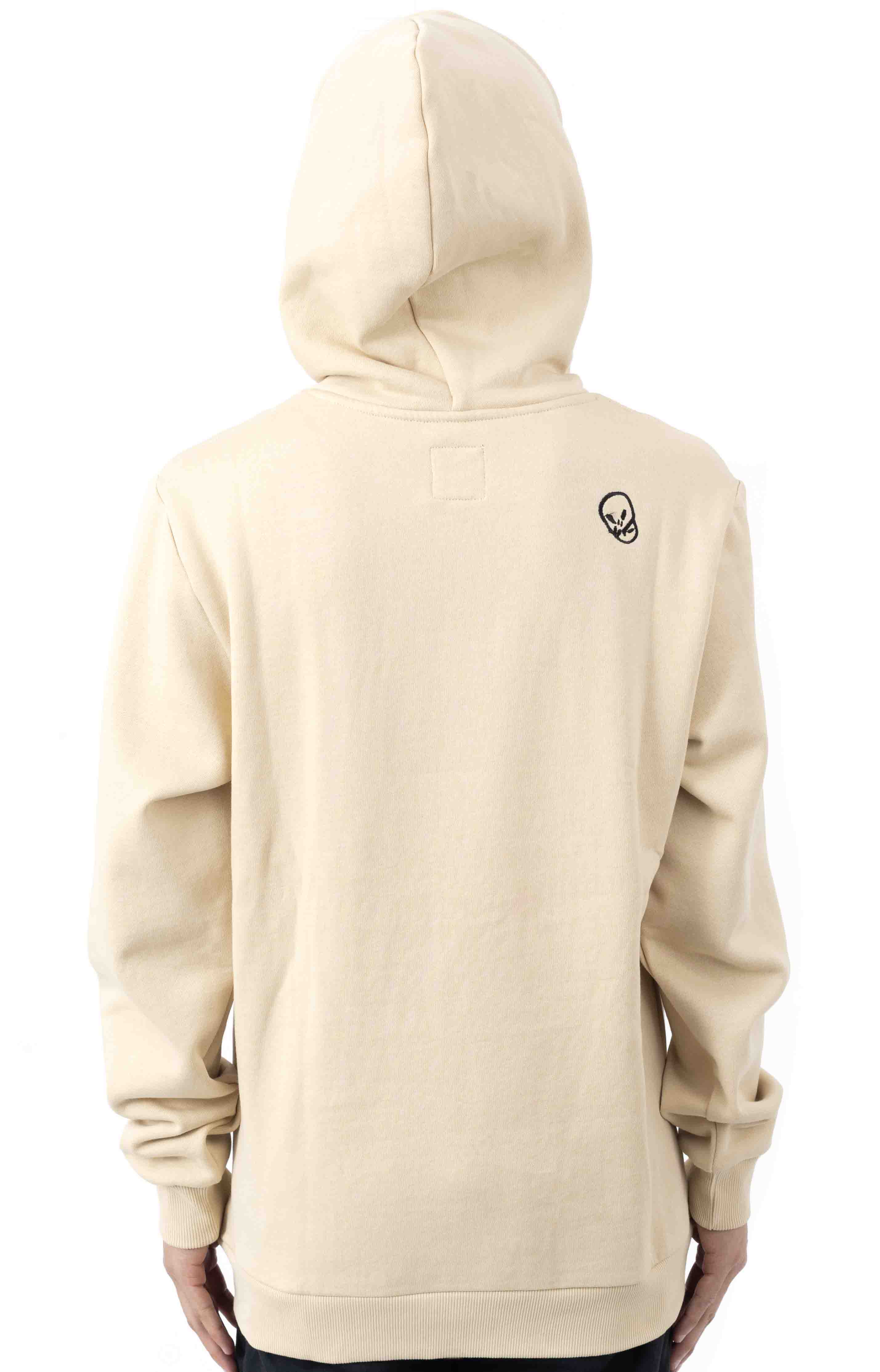 BB Fly Now Pullover Hoodie - Gravel 3