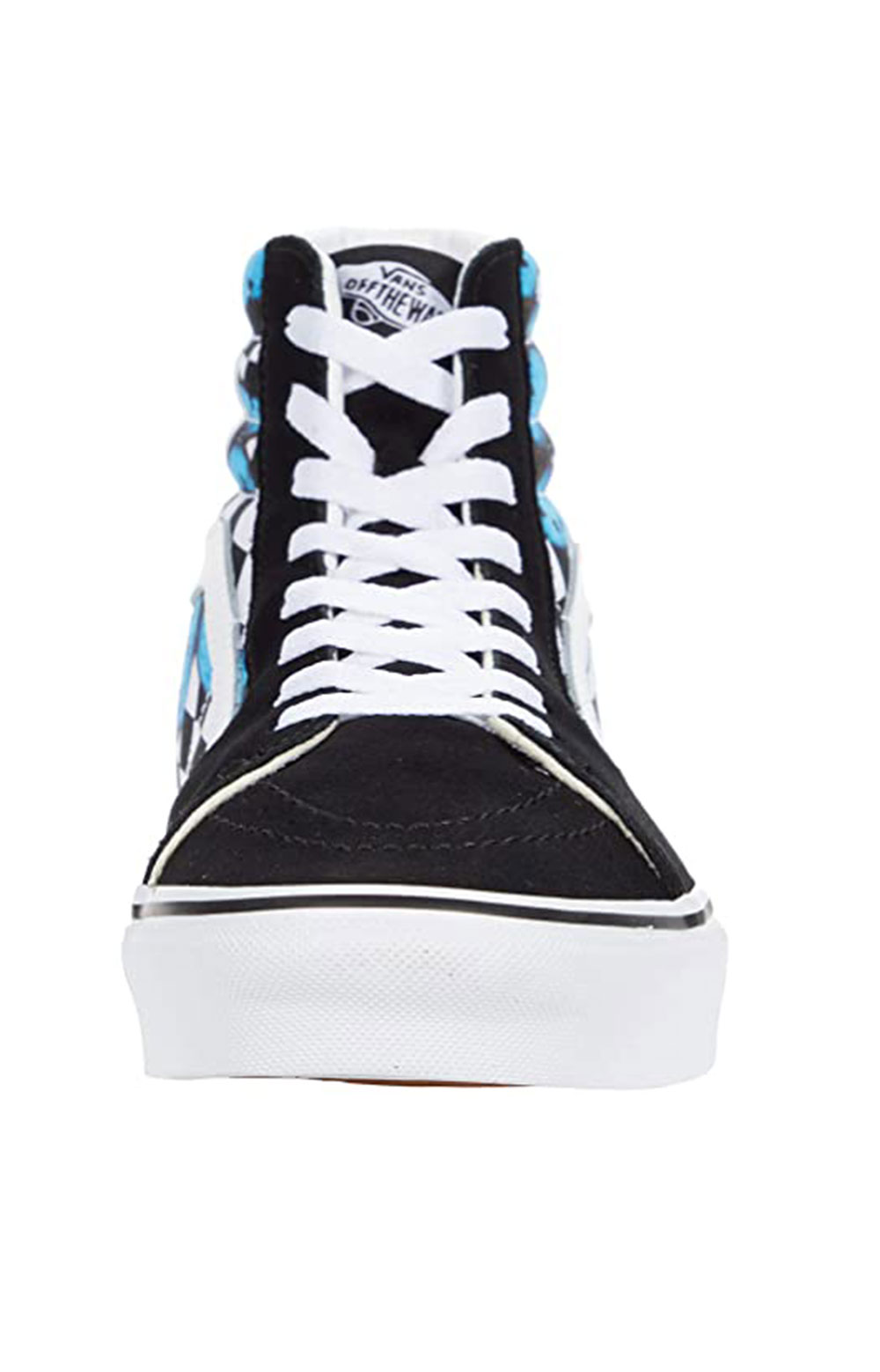 (HXV5KK) Butterfly Checkerboard Sk8-Hi Shoes  2