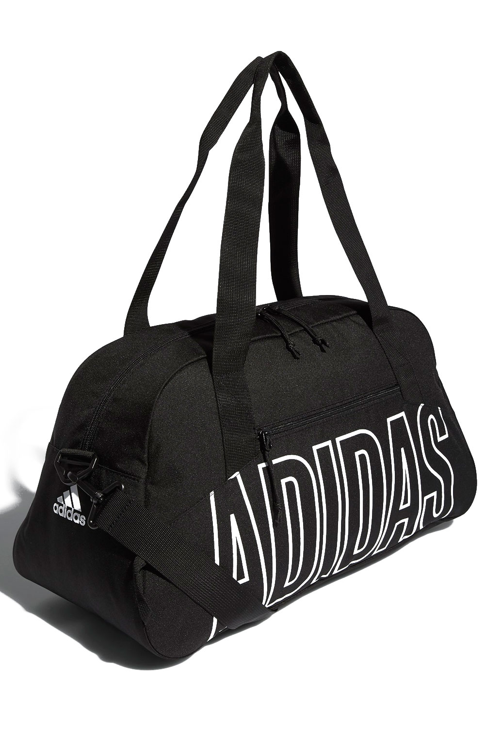 Graphic Duffel Bag - Black/White  3